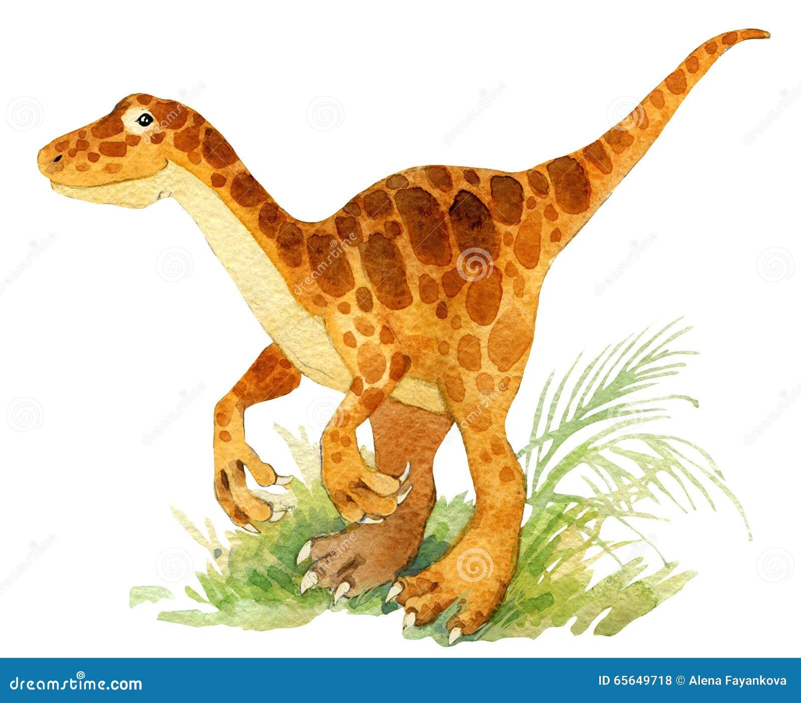 Illustration d animal de dinosaure