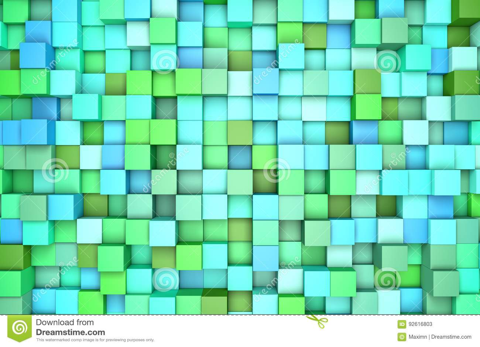 Couleur Vert Bleu