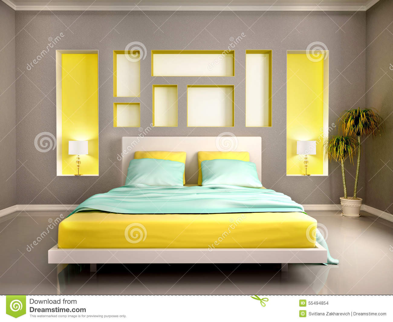 Emejing Chambre Jaune Taupe Gallery - House Design ...
