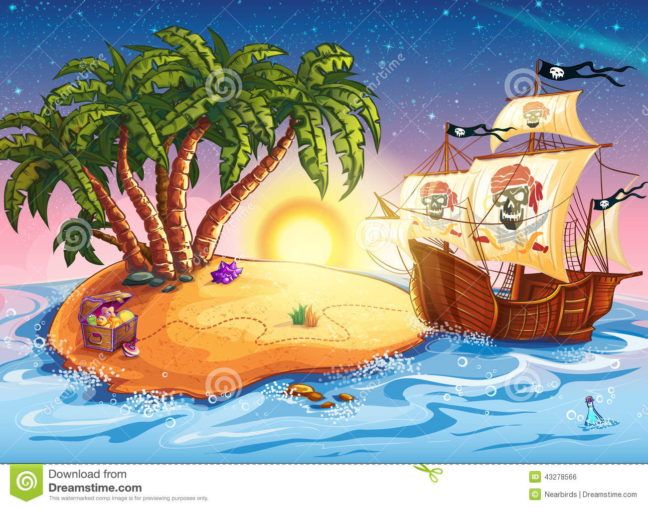Pirate Ship Deck Images Stock Photos amp Vectors  Shutterstock
