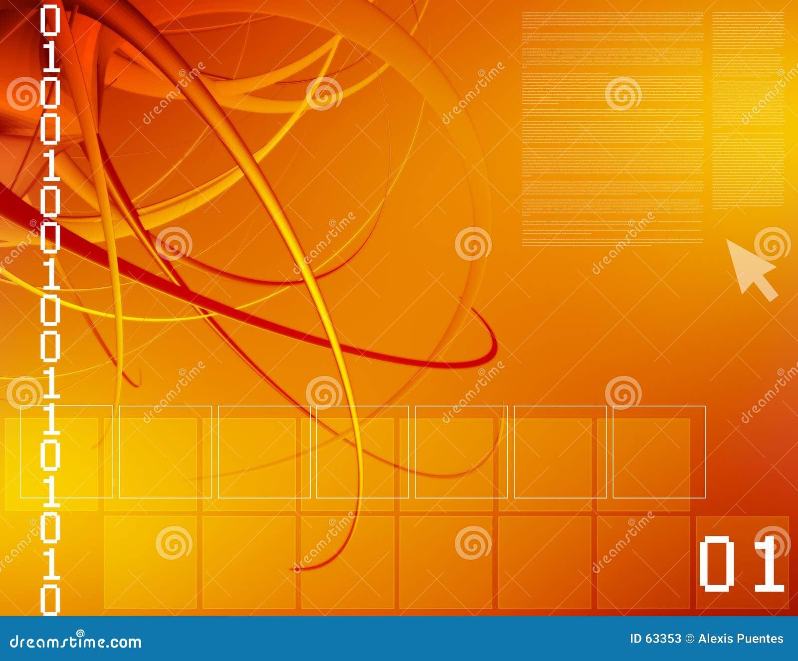 Illustration d ordinateur