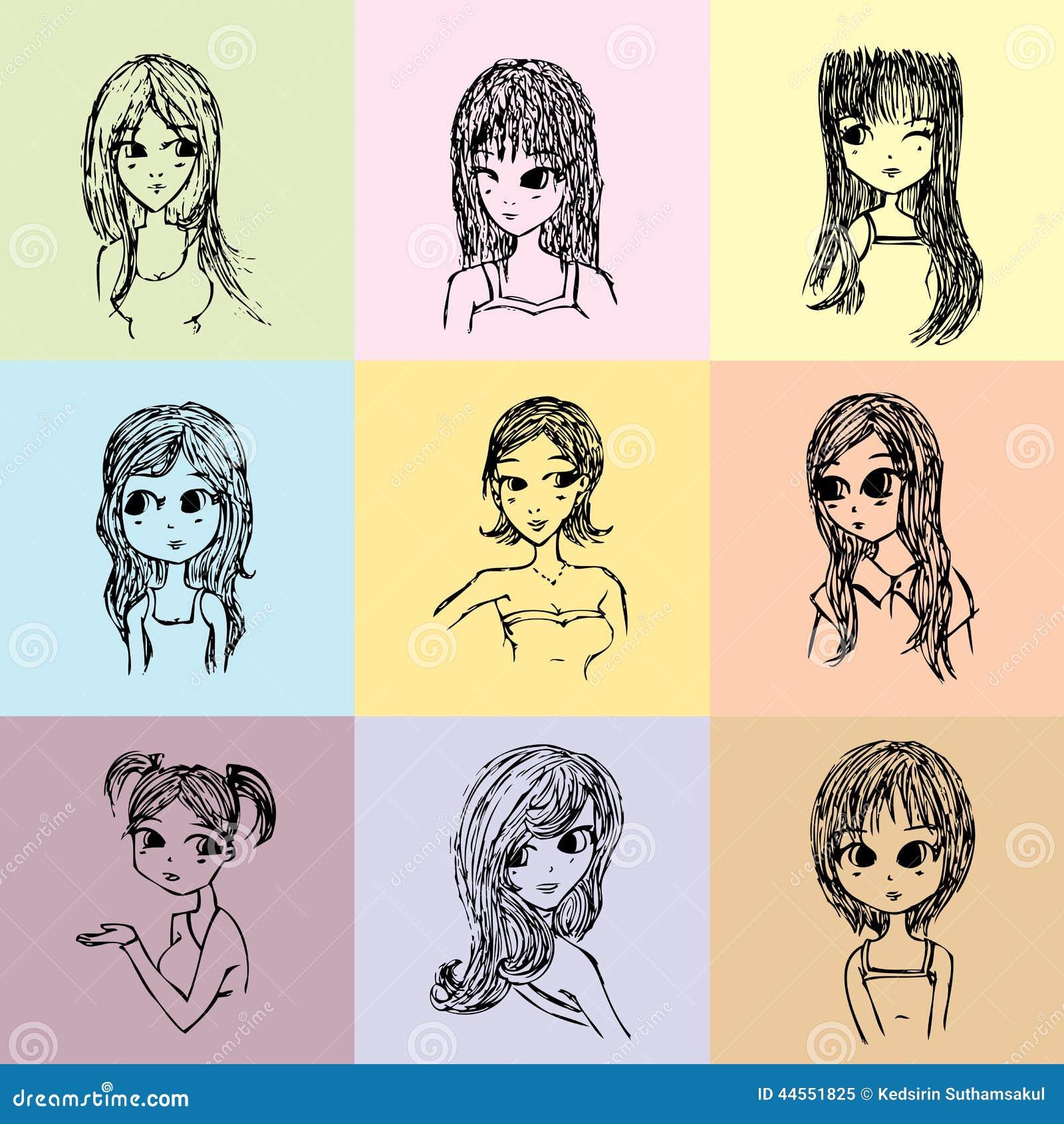 bande dessinee fille