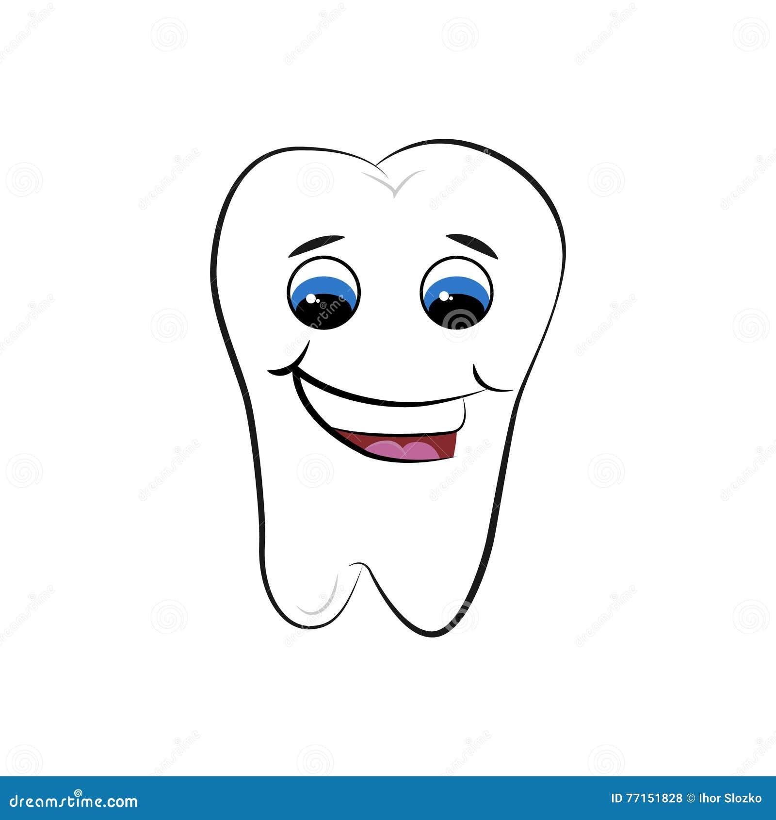 Illustration de dent