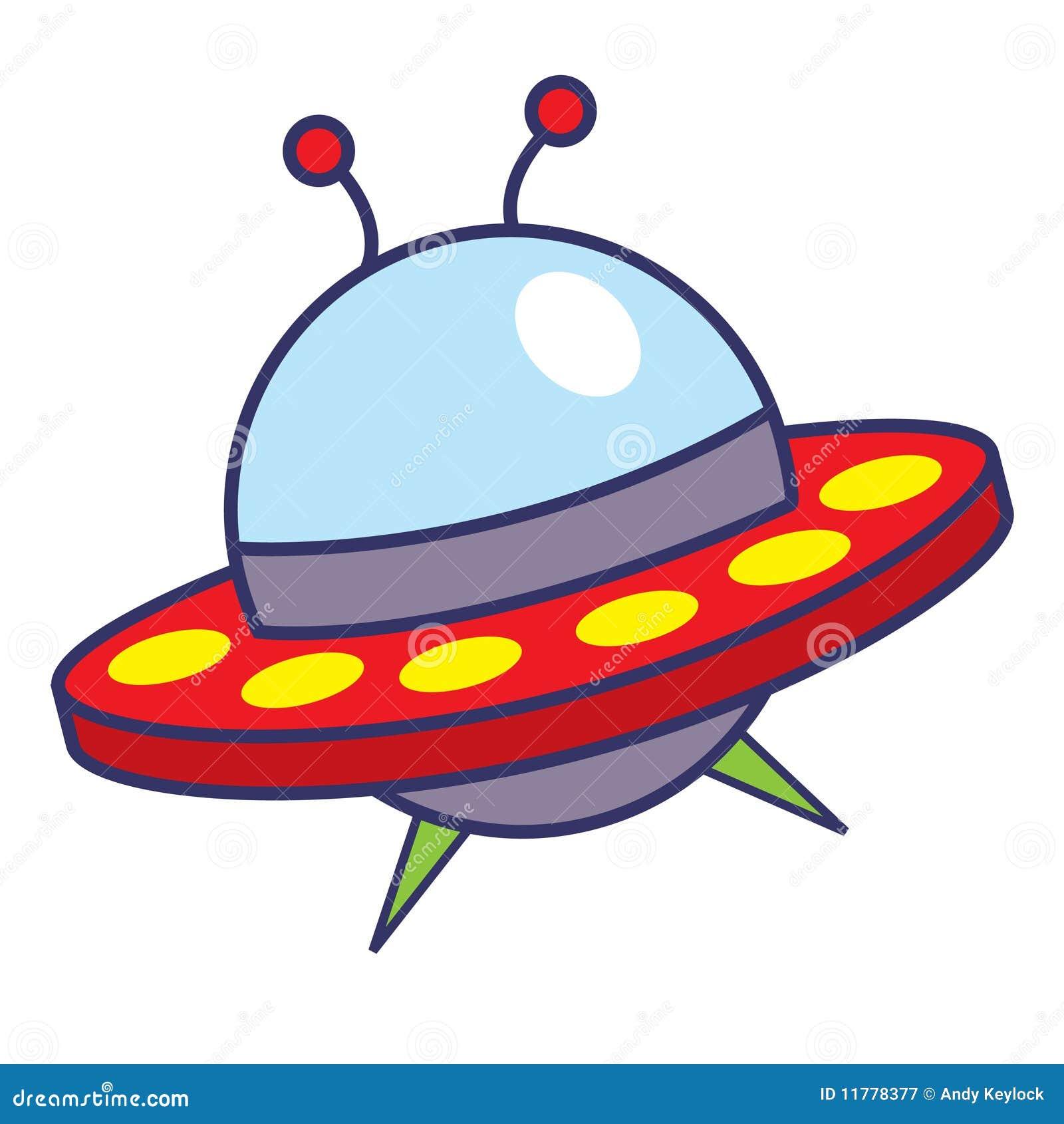 Illustration de dessin anim de vaisseau spatial photographie stock libre de droits image - Dessin vaisseau spatial ...