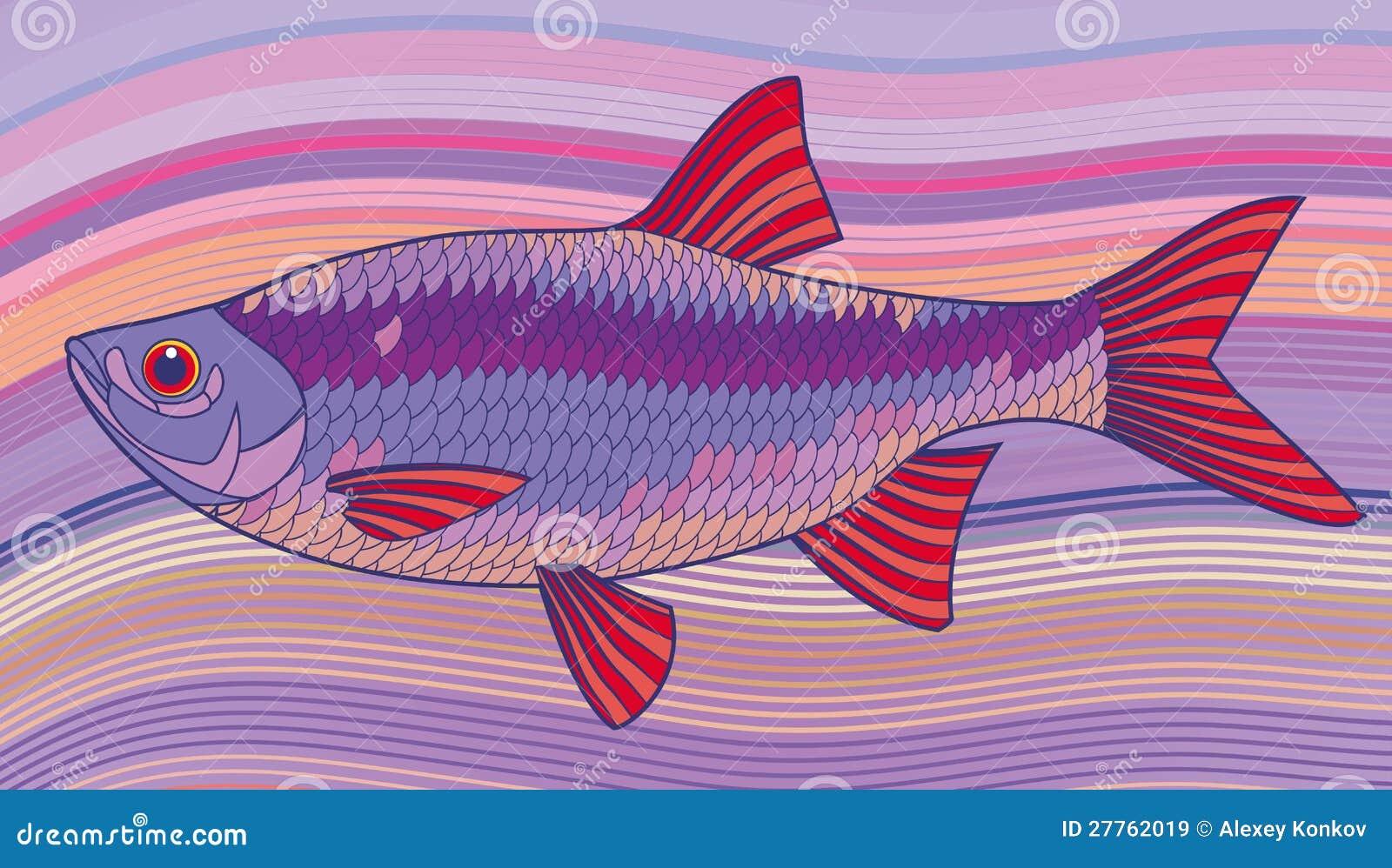 Illustration de poissons
