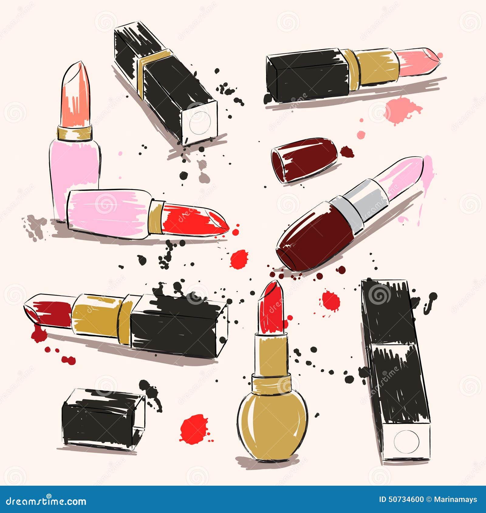 Super Dessin rouge à lèvre - esthetic factory HD63