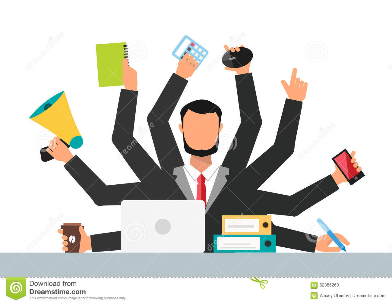 Types of stress clip art bing images for Bureau travail