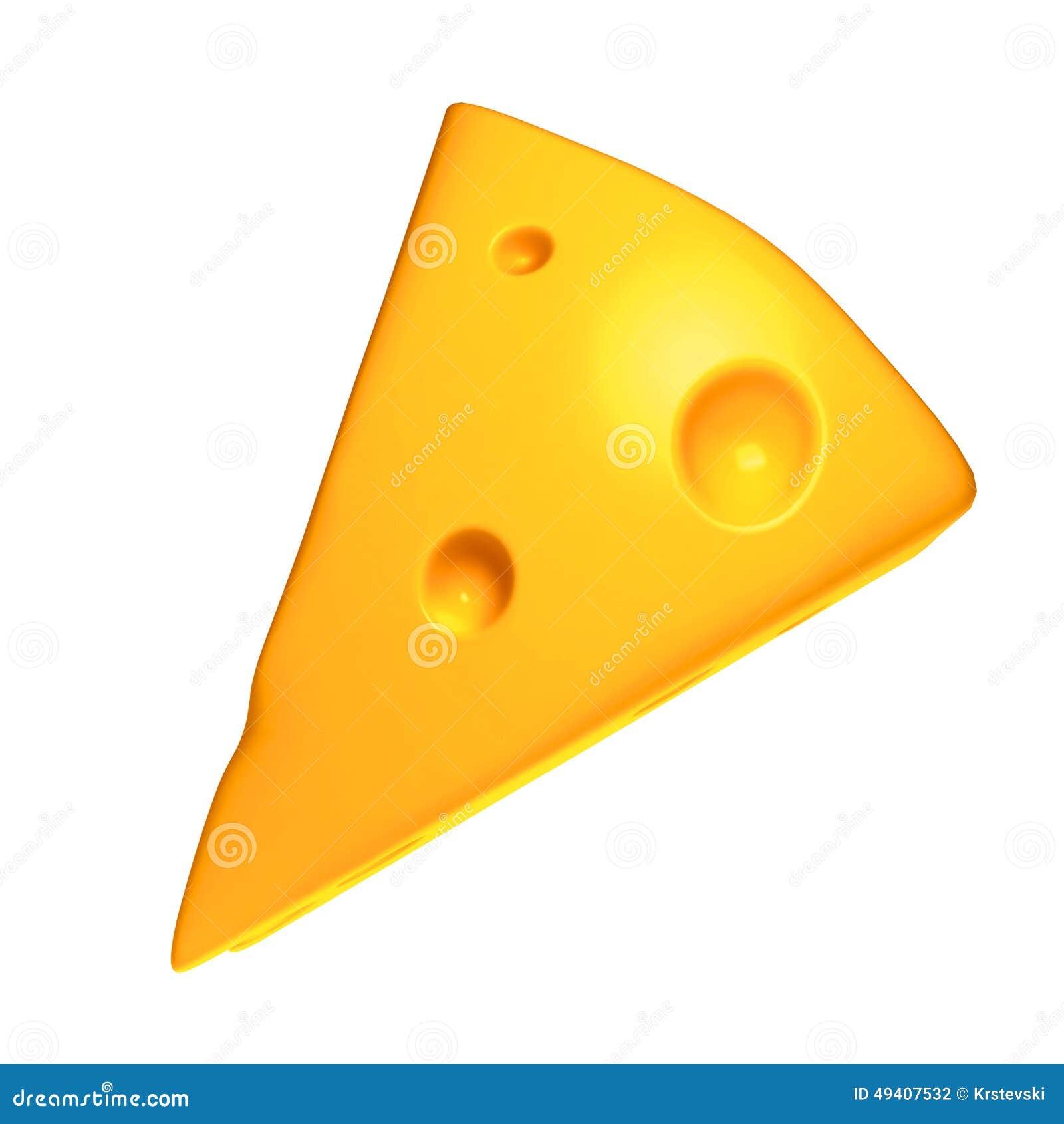 Download Illustration des Käses 3d stock abbildung. Illustration von bauernhof - 49407532