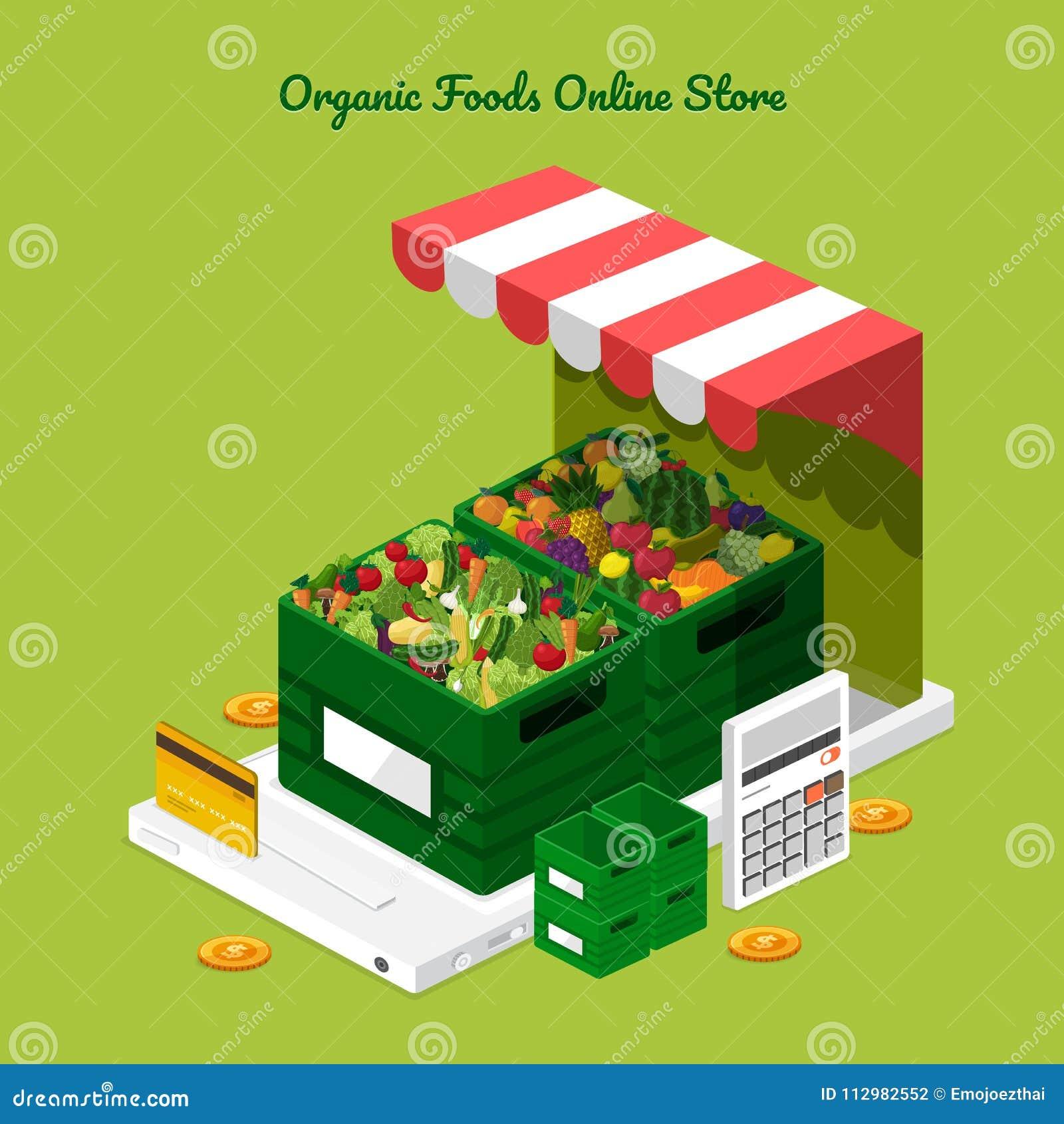 Fruits & Vegetables Online Store