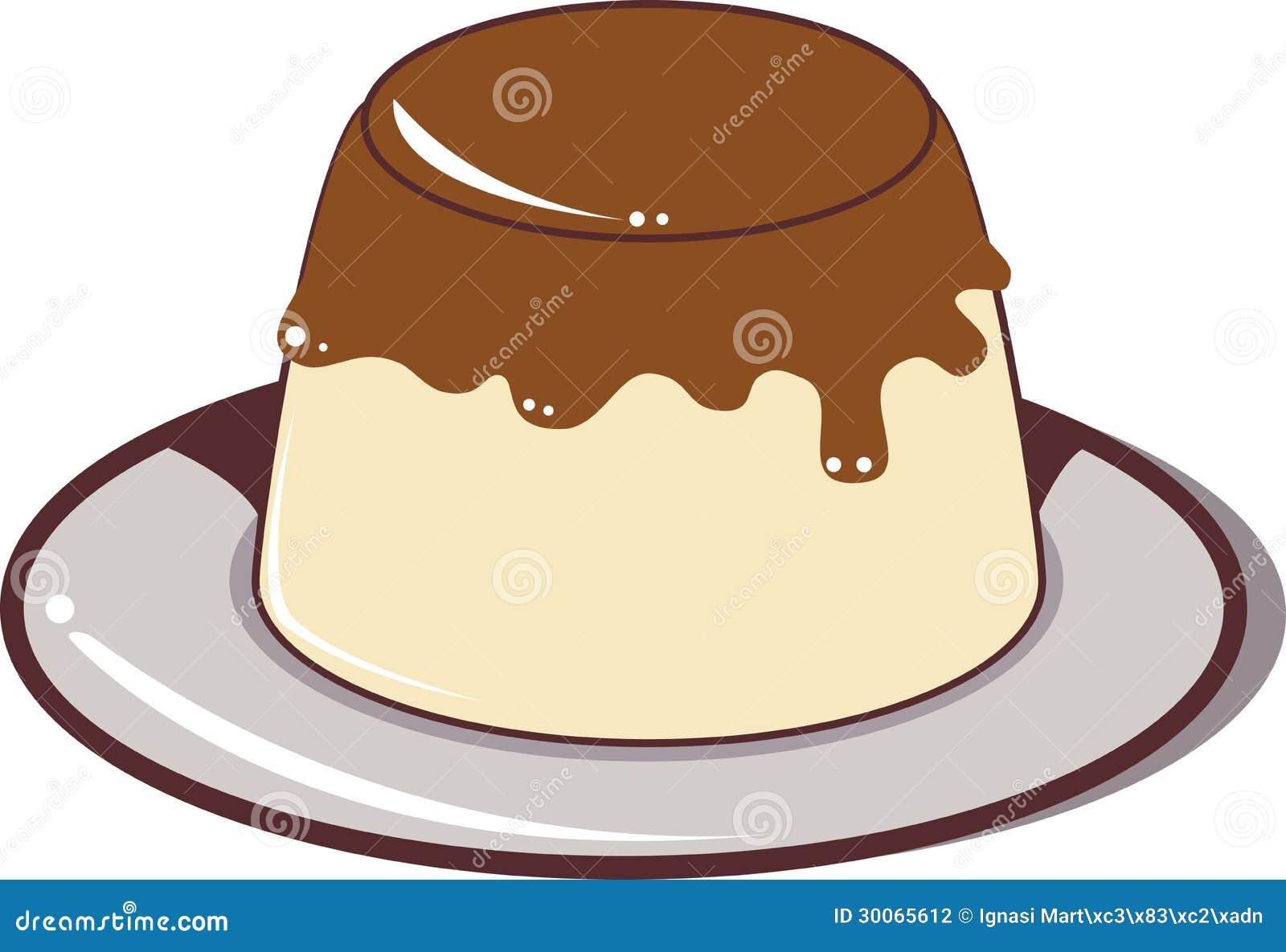 Raw Milk Chocolate Pudding