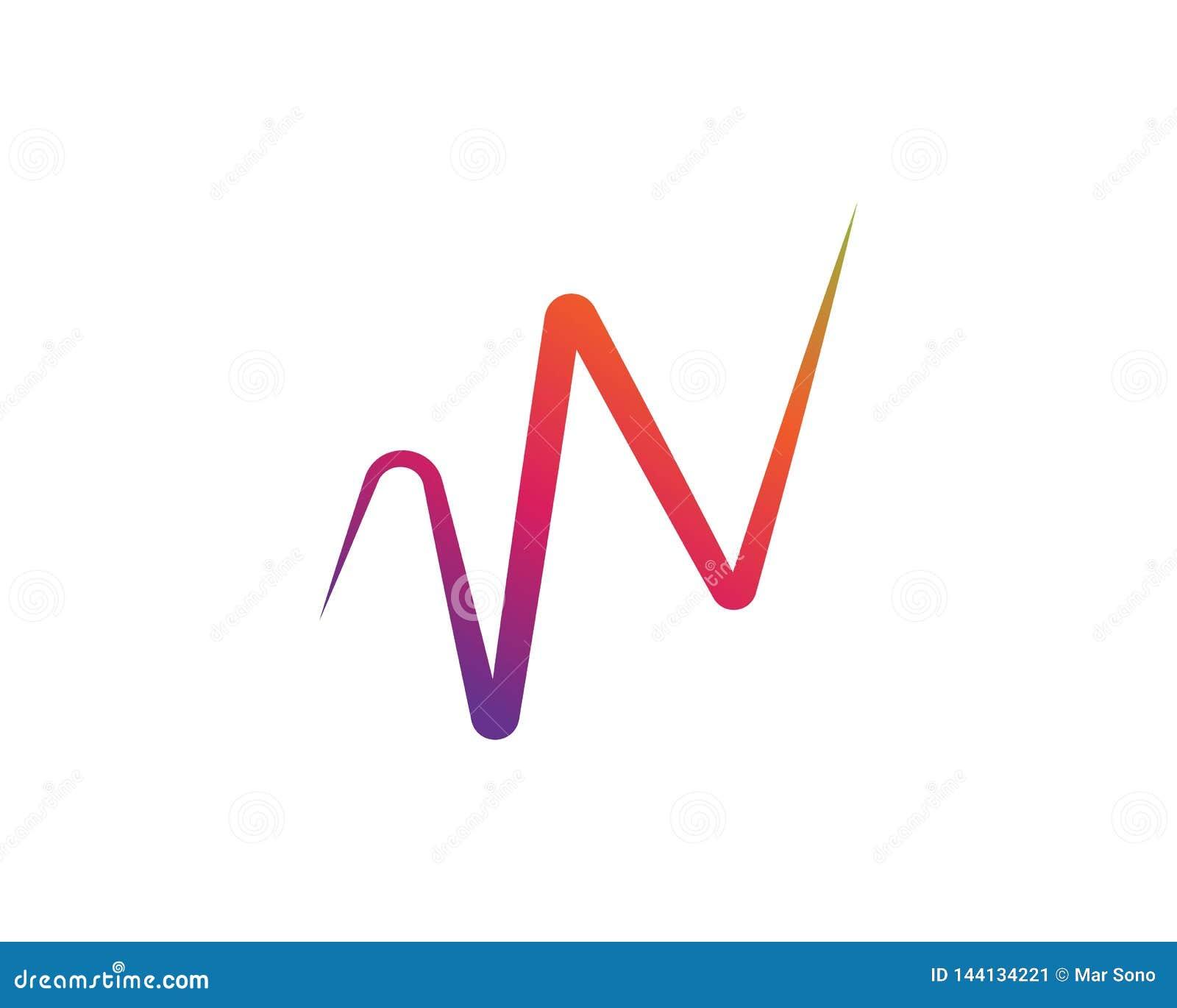 Illustration för vektor för solida vågor
