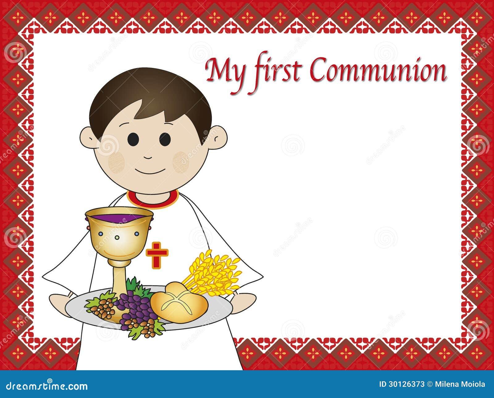 Erste Kommunion
