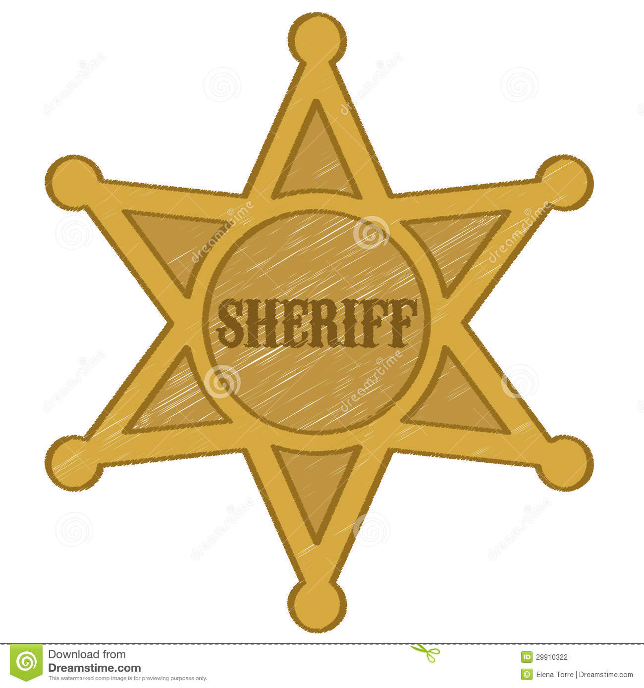 sheriff star badge vector stock vector illustration of sheriff badge clip art png sheriff badge clipart png