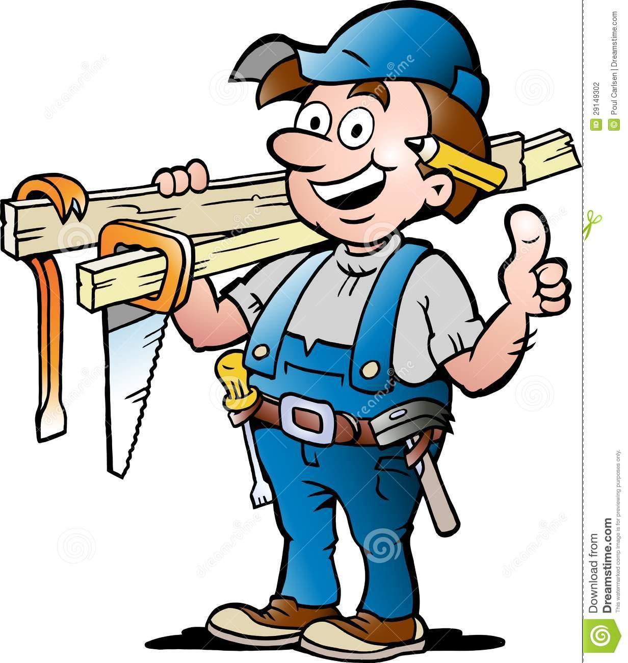 Home Repair Clipart