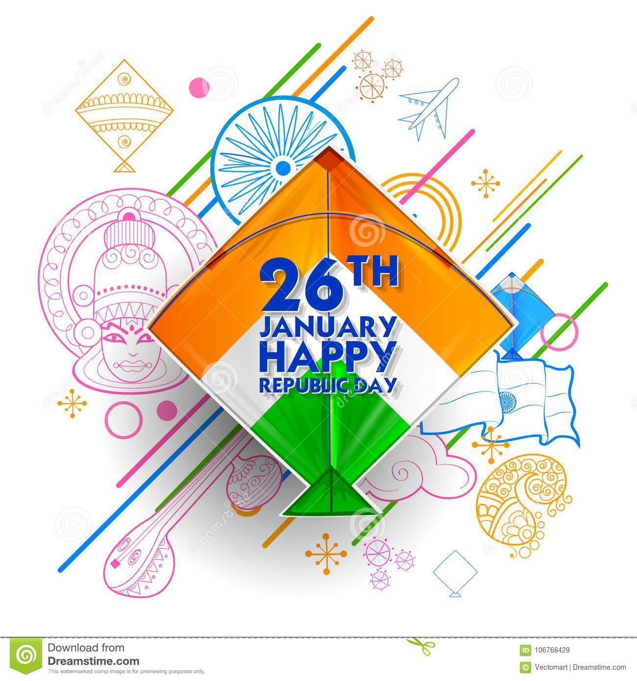26th republic day india