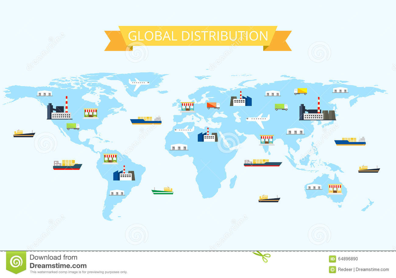 Supplying Third Party Logistics in a Global Market