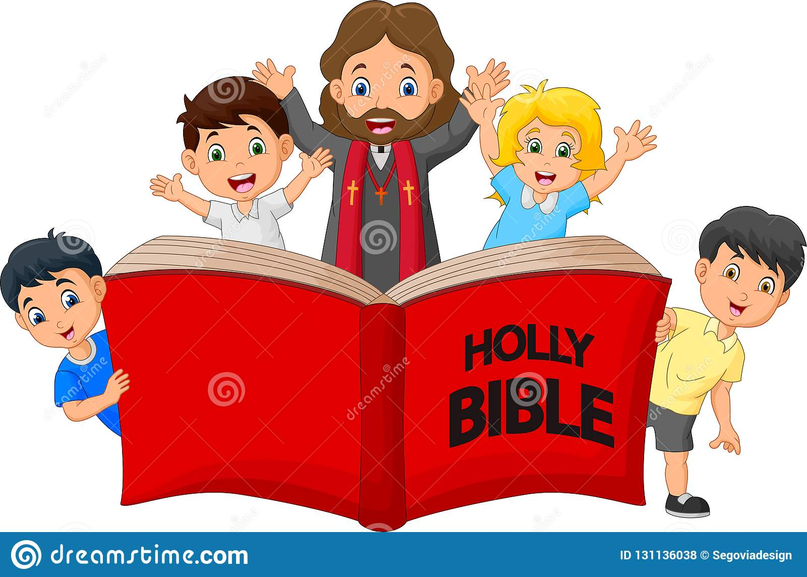 Kids Bible Stock Illustrations 584 Kids Bible Stock Illustrations Vectors Clipart Dreamstime