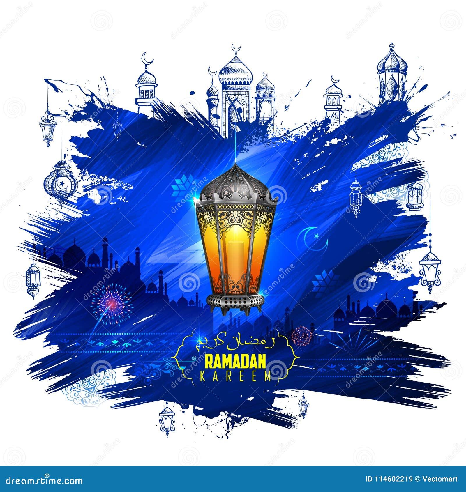 Ramadan kareem generous ramadan greetings for islam religious download ramadan kareem generous ramadan greetings for islam religious festival eid with freehand sketch mecca building m4hsunfo