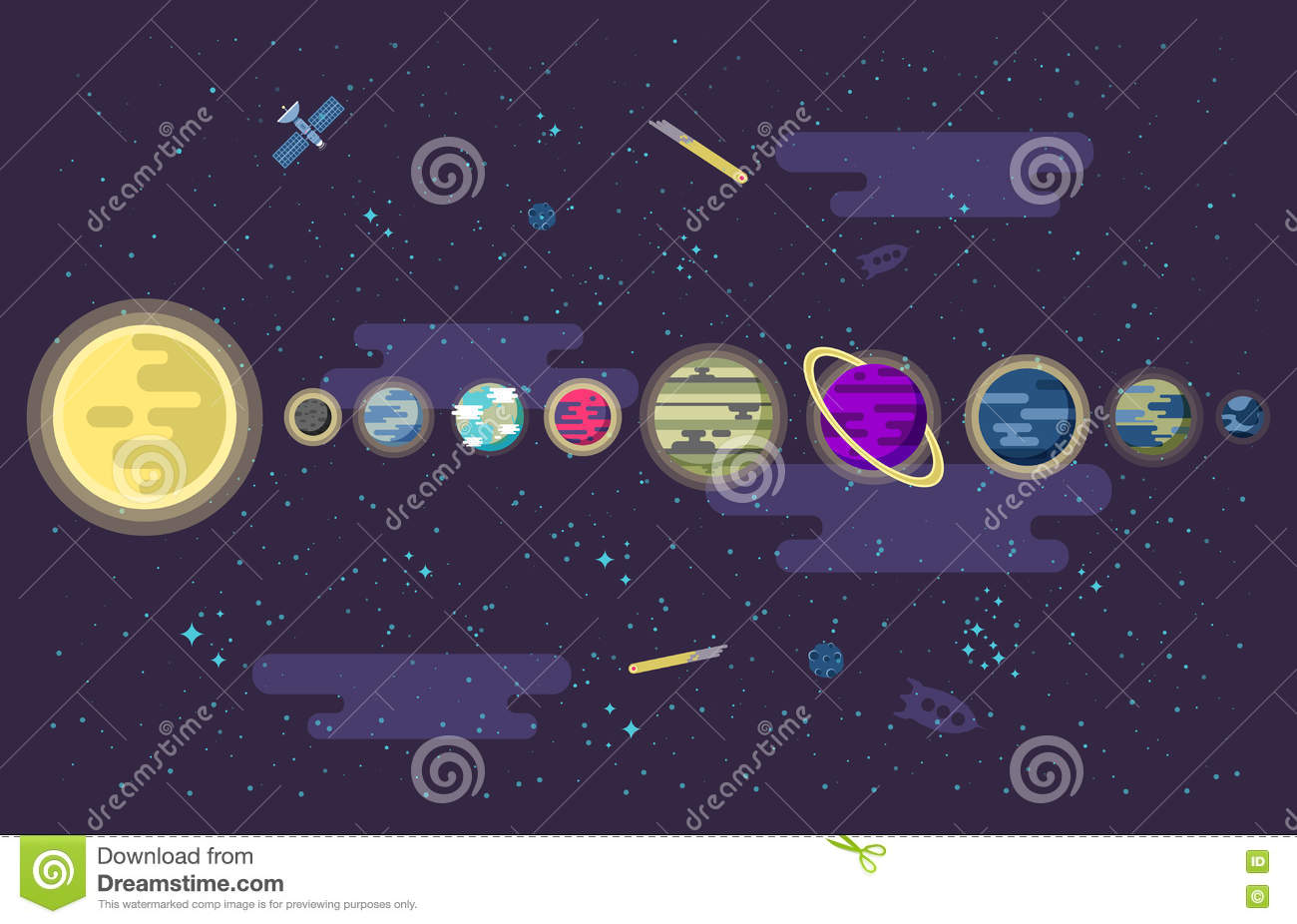 all planets from space - photo #33