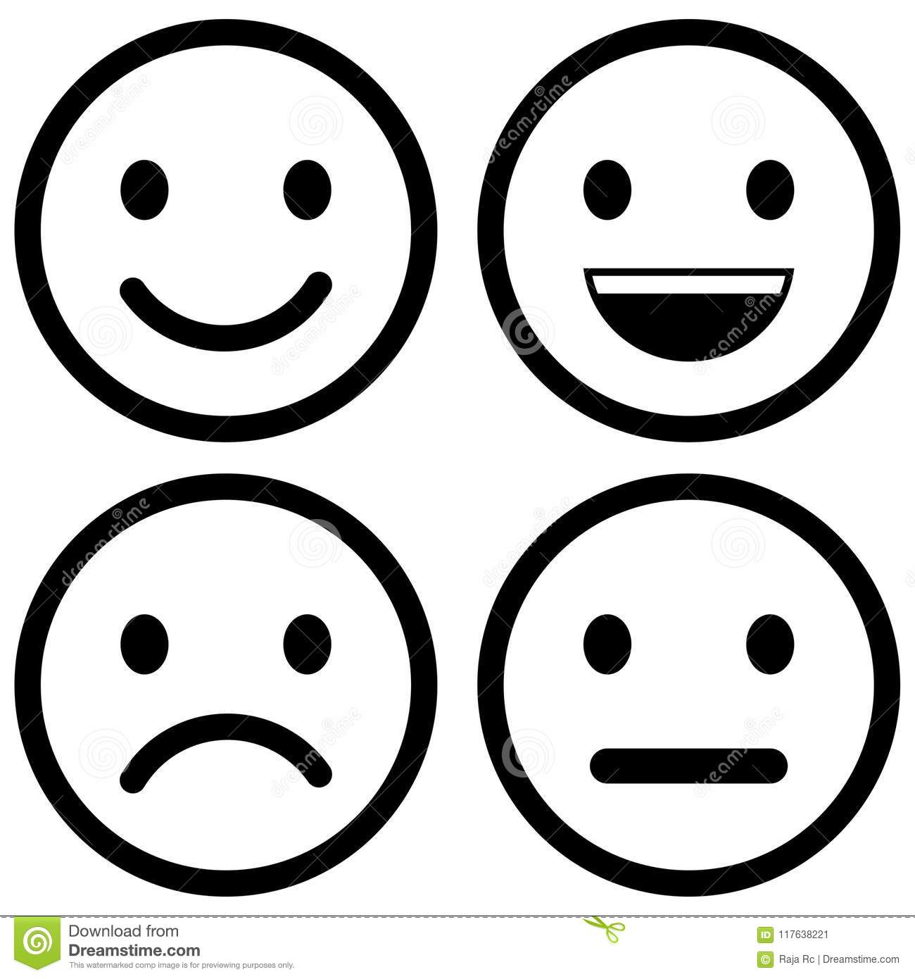 vector icon of smiley emotions stock vector illustration of crying doodles 117638221 https www dreamstime com illustration smiley emotion icons vector white background icon emotions image117638221