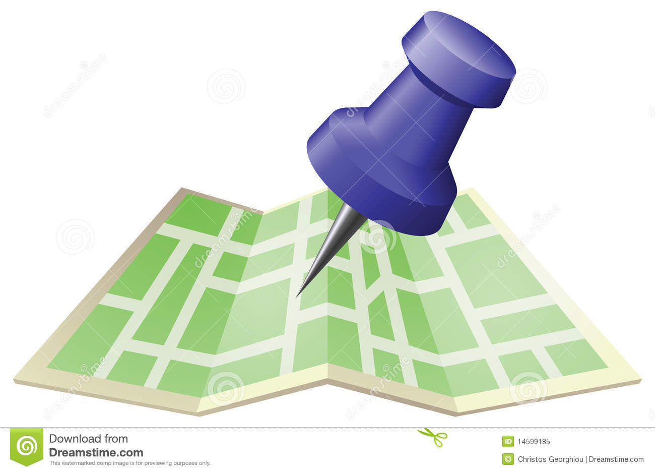 Old paris street map royalty free stock photo image 15885665 - Illustration Of A Street Map With Drawing Push Pin Royalty Free Stock Photo