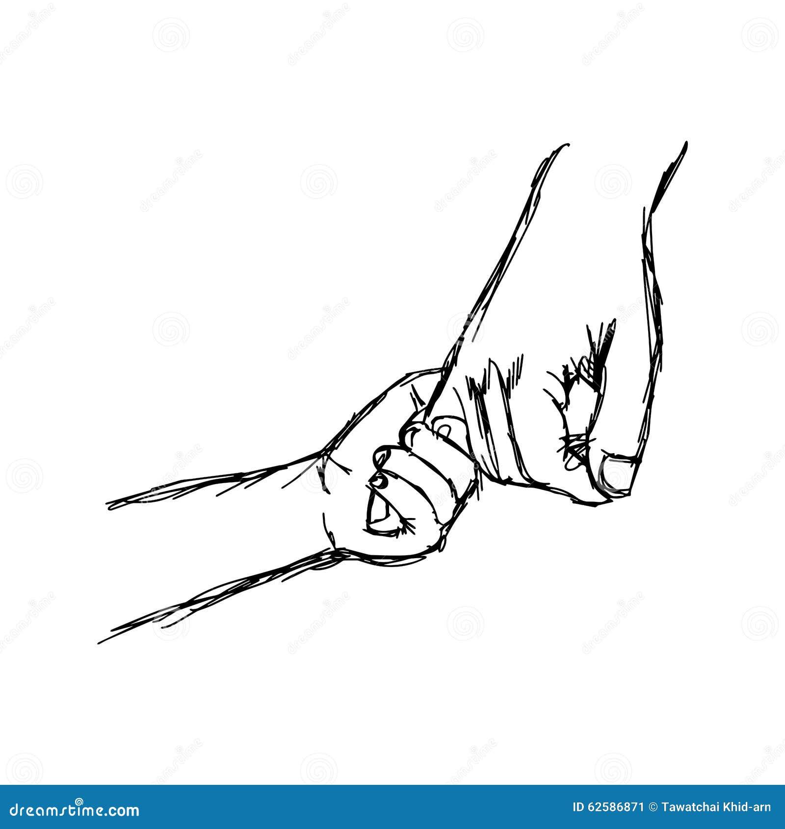 illustration vector doodle hand drawn sketch of parent Senior Citizen Clip Art clip art elderly care
