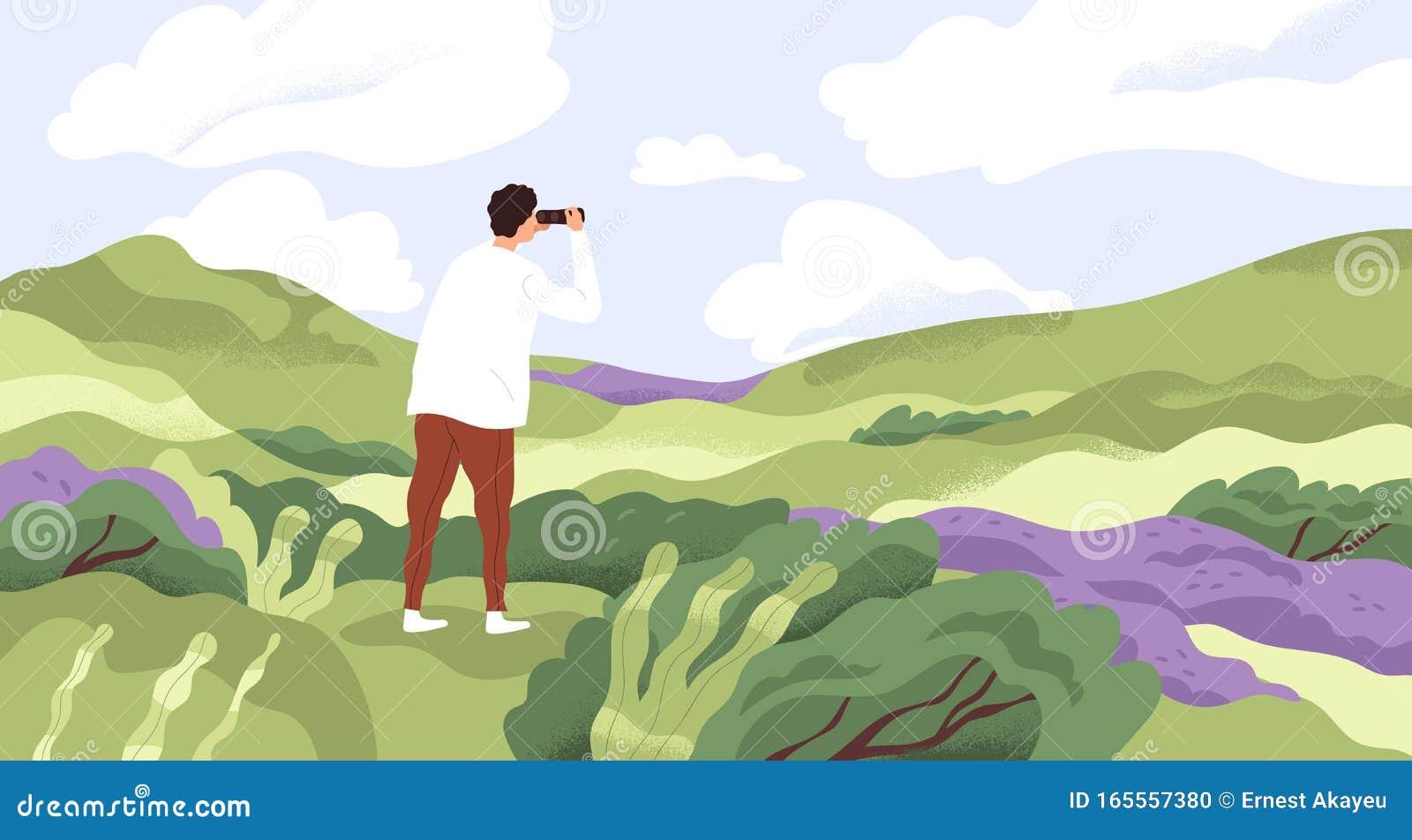 recherche nature homme