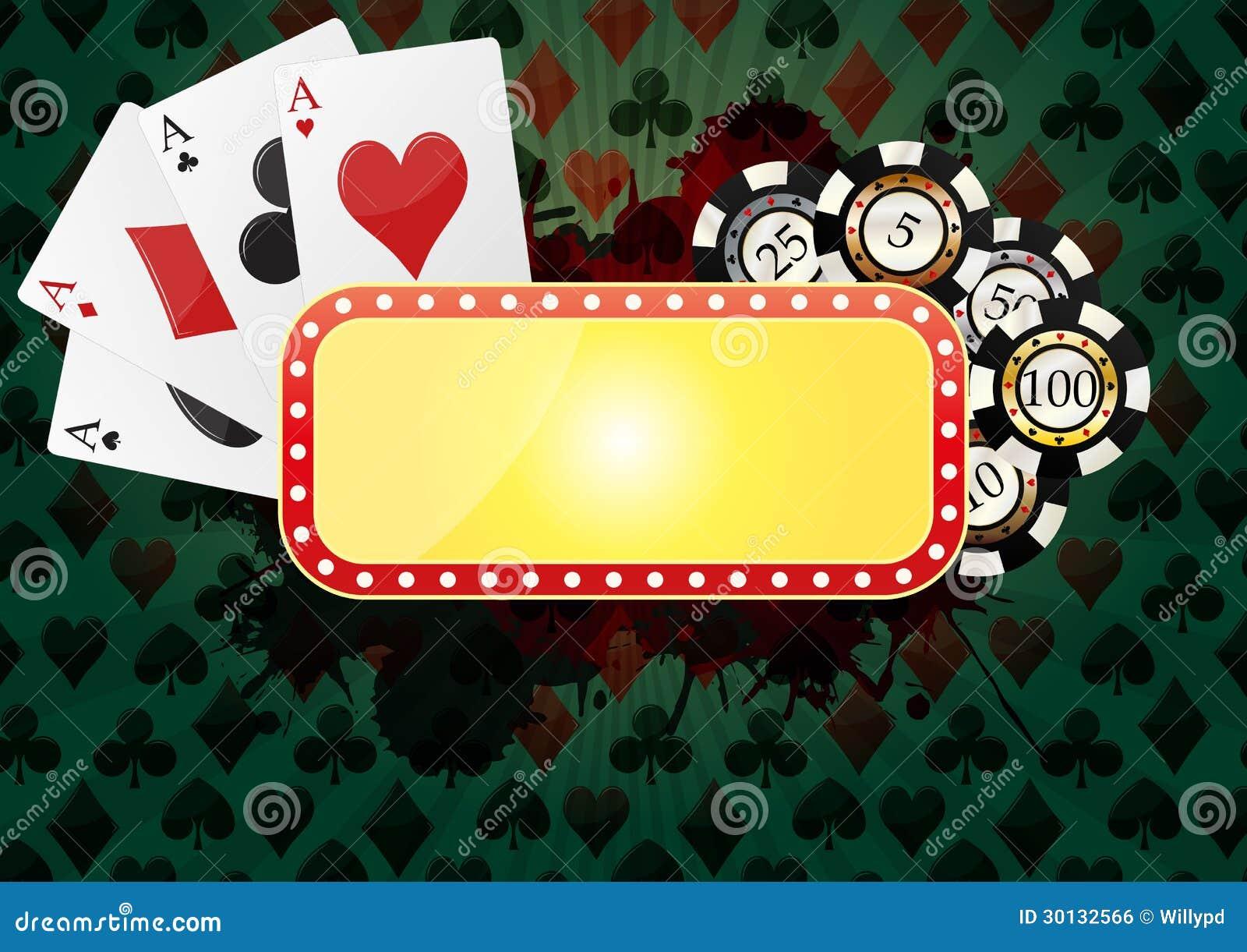 Las Vegas Banner Royalty Free Stock Image - Image: 30132566
