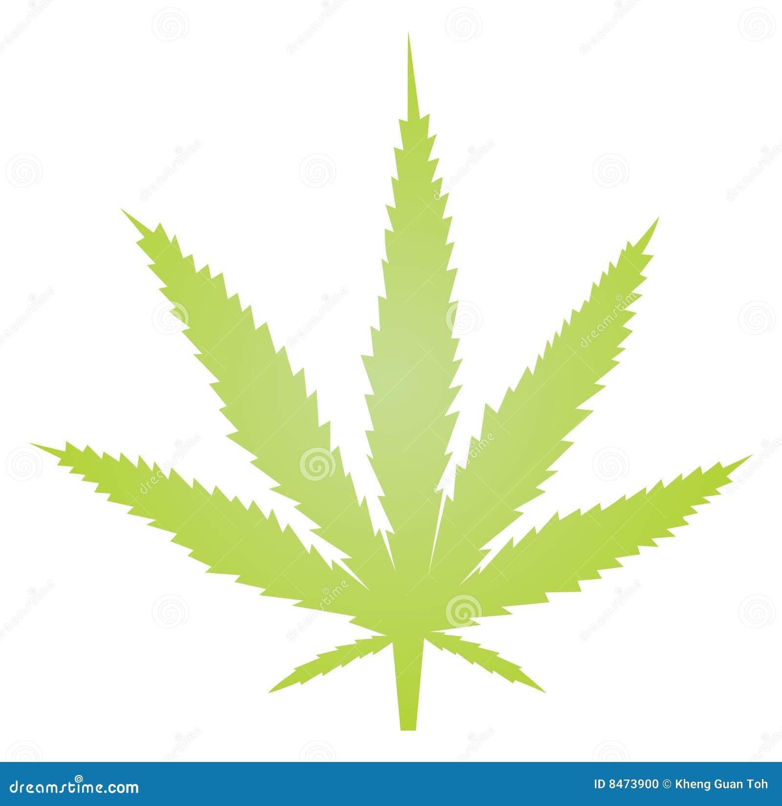 Illustrationleafmarijuana
