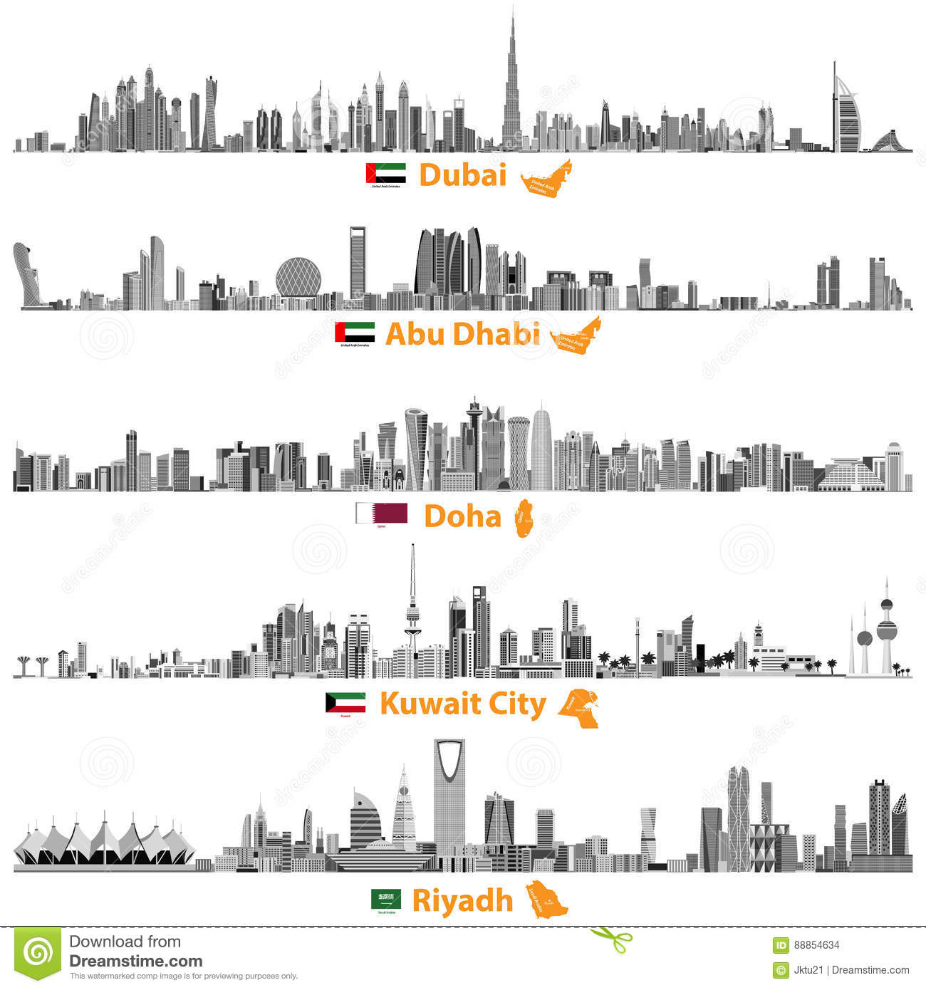 20 Top-Rated Tourist Attractions in Dubai