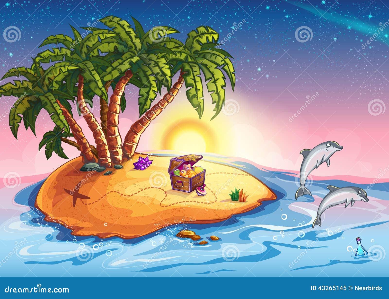 Treasure Island Audio