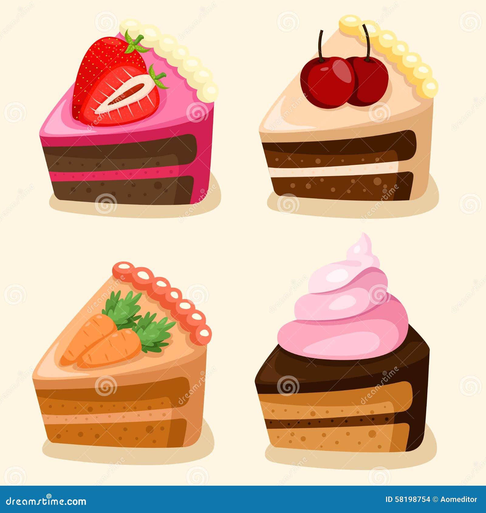 Birthday Cake For An Illustrator