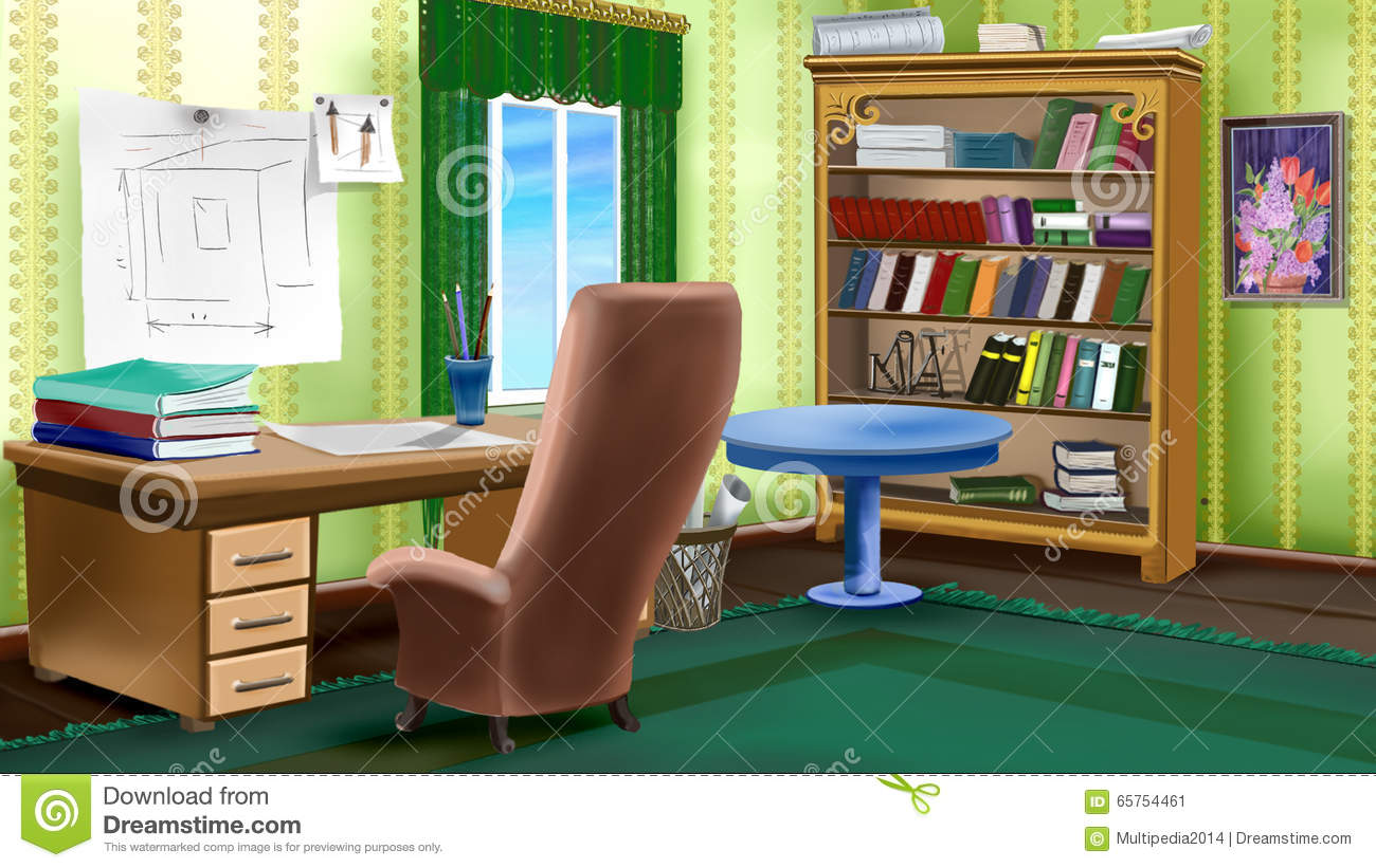 illustrator workplace stock illustration illustration of digital