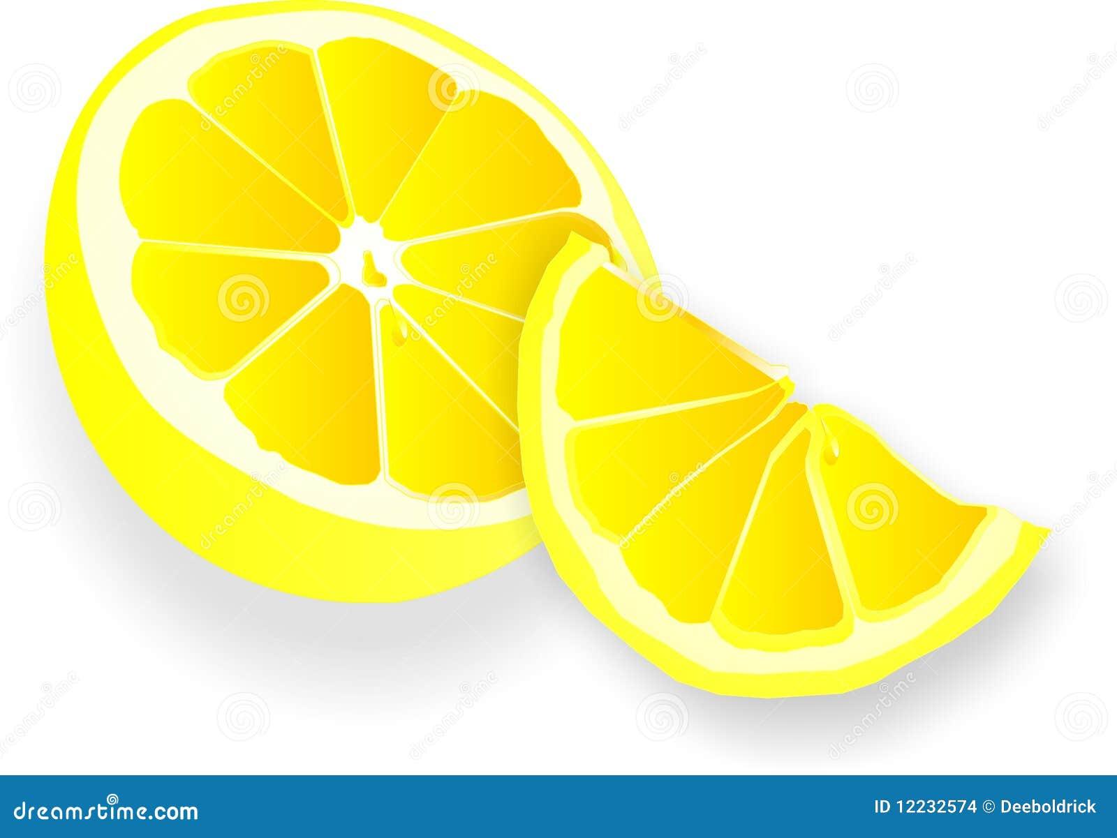 Illustrazione dei limoni