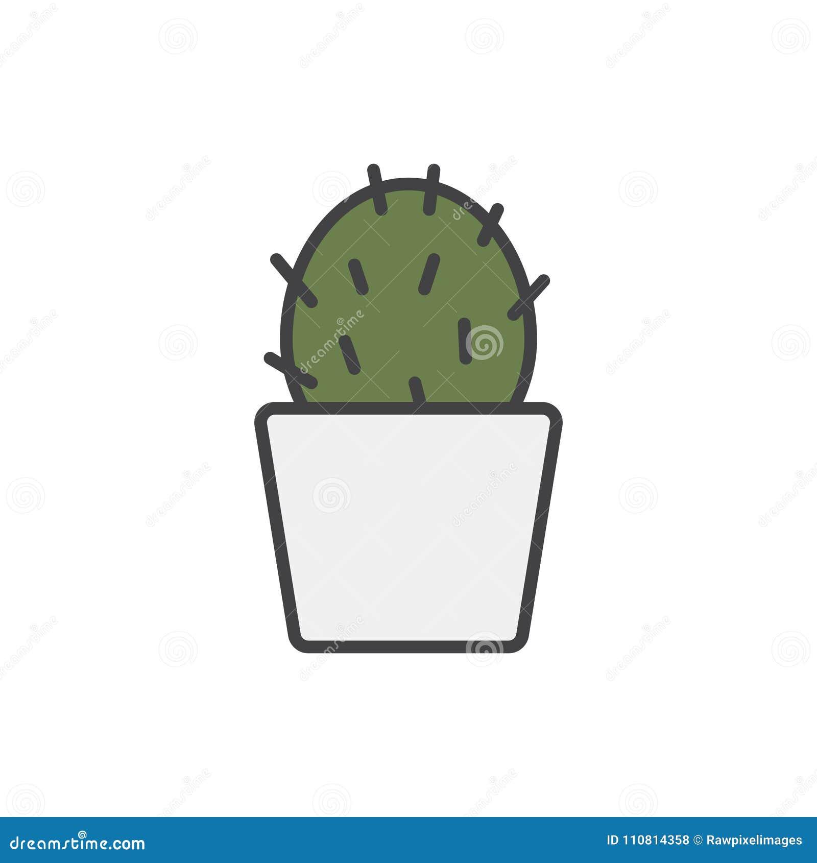 Illustrazione delle piante della casa isolate