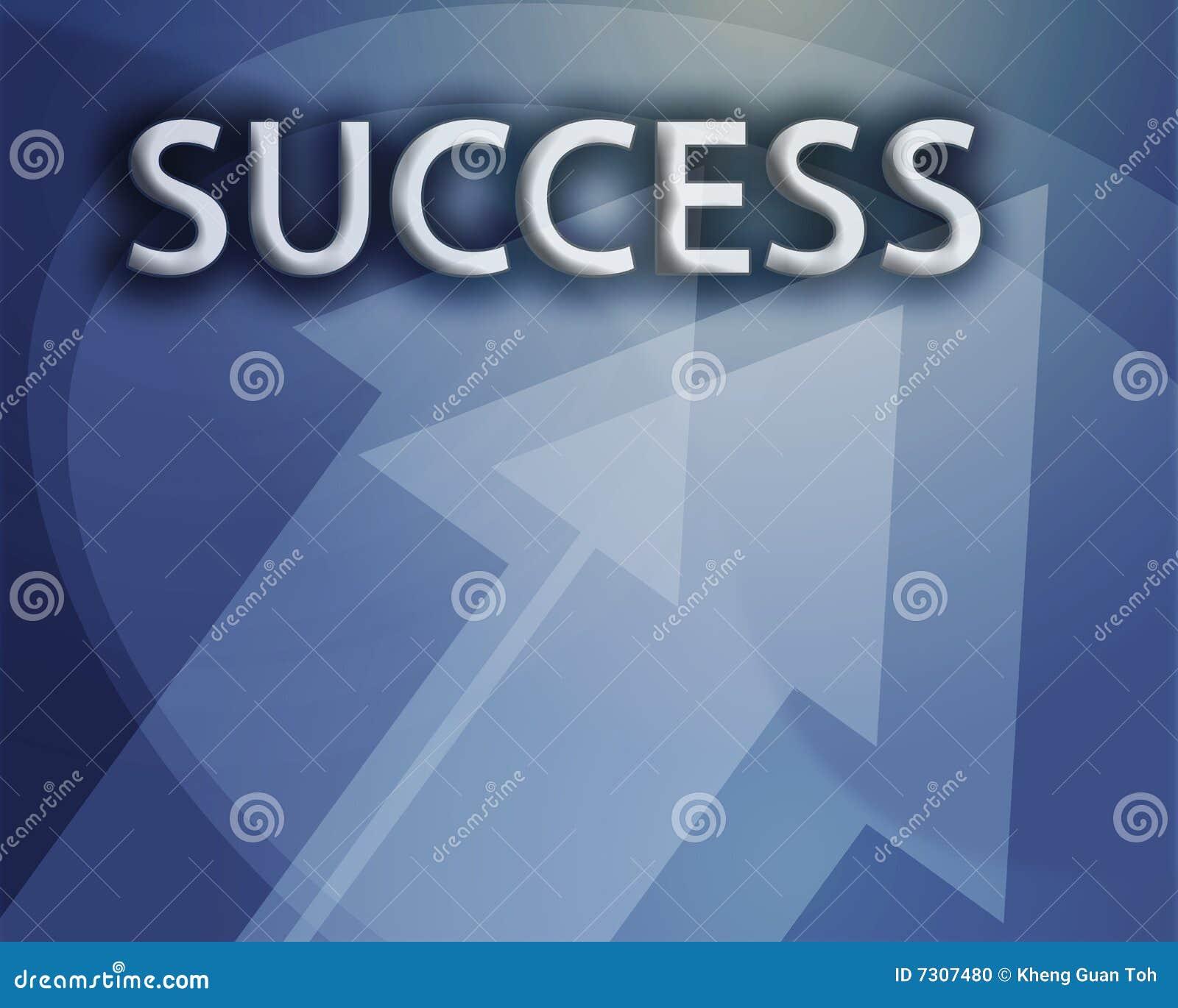 Illustrazione di successo