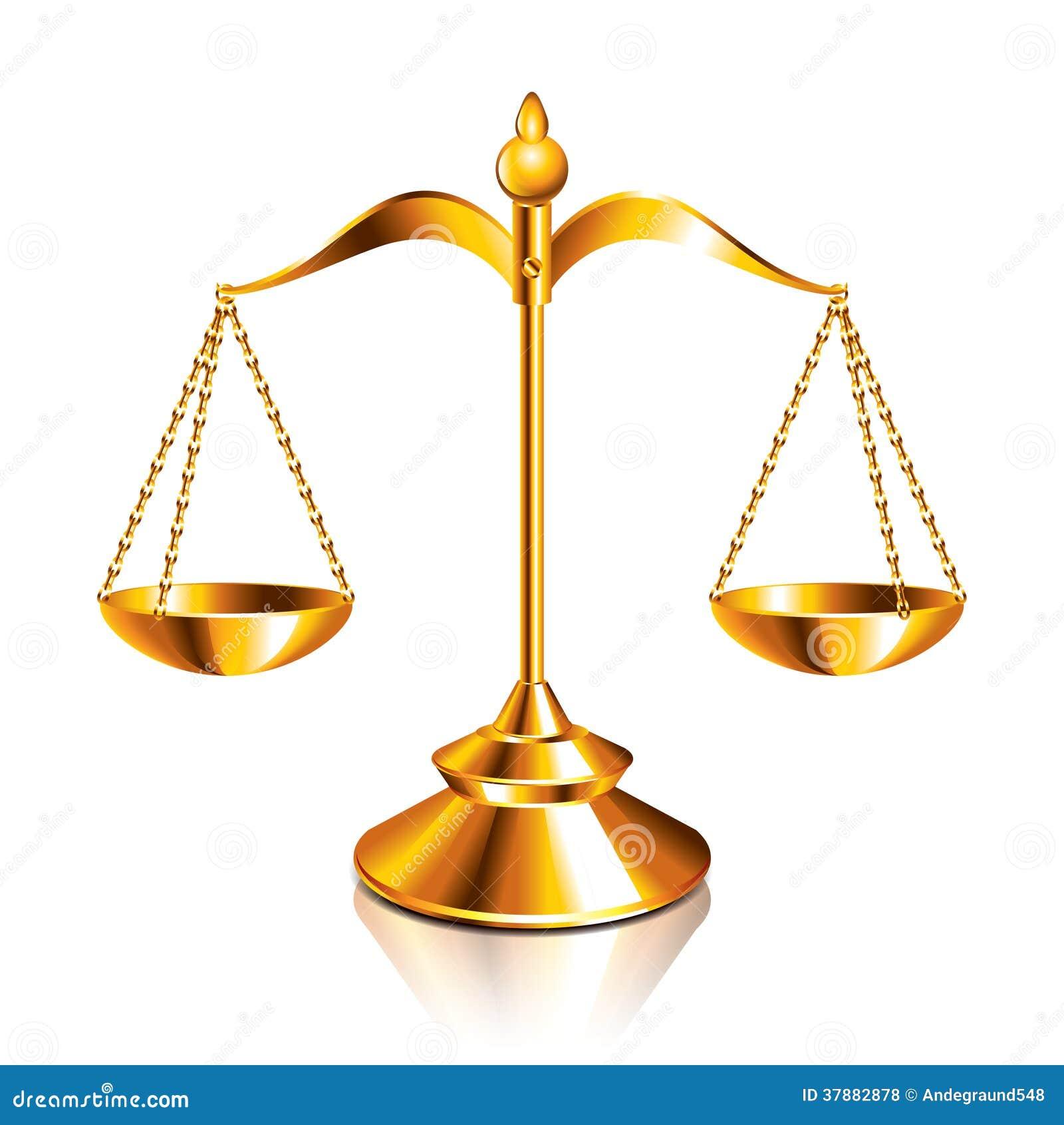 Bilancia Giustizia Disegno