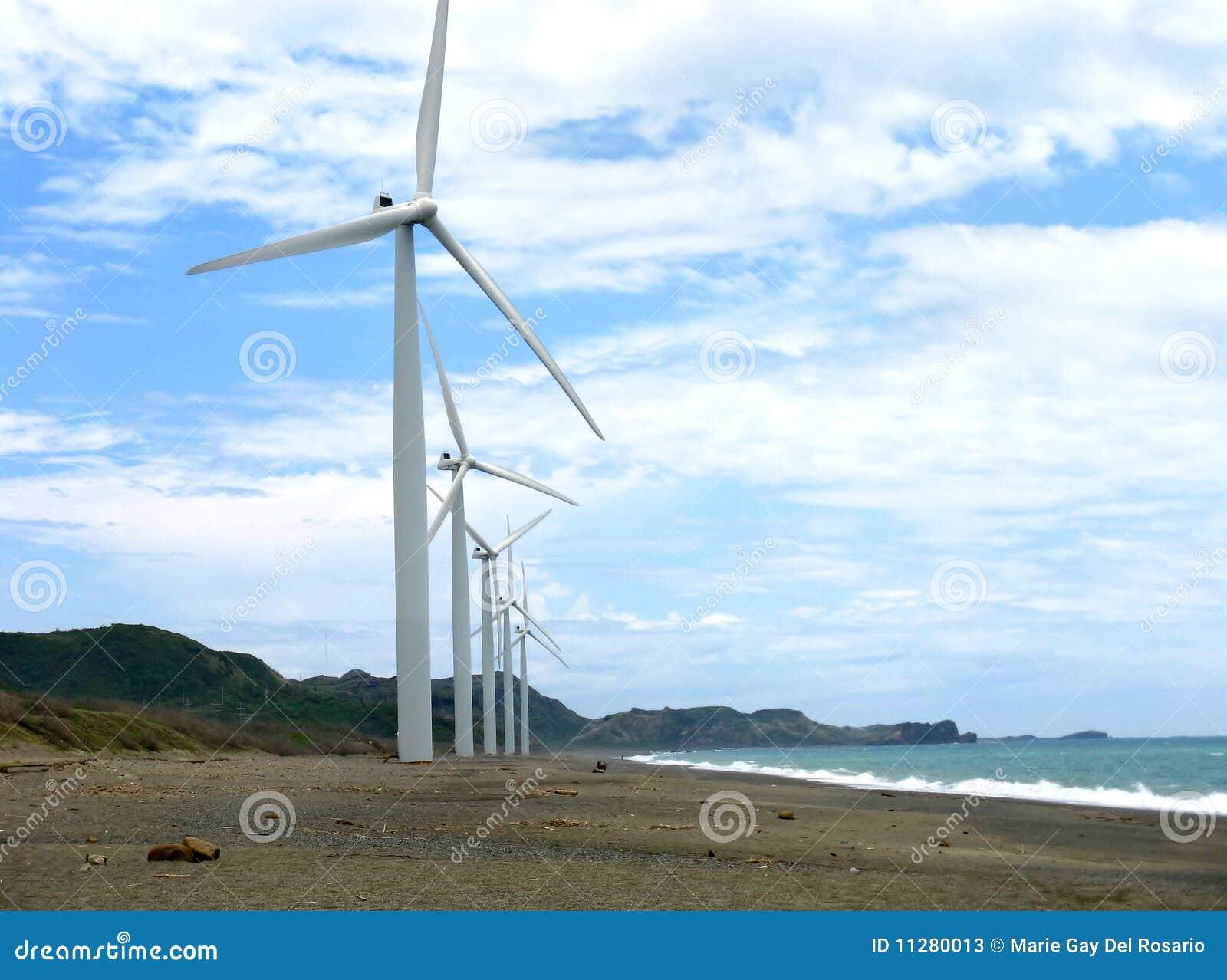 Ilocos Windmills
