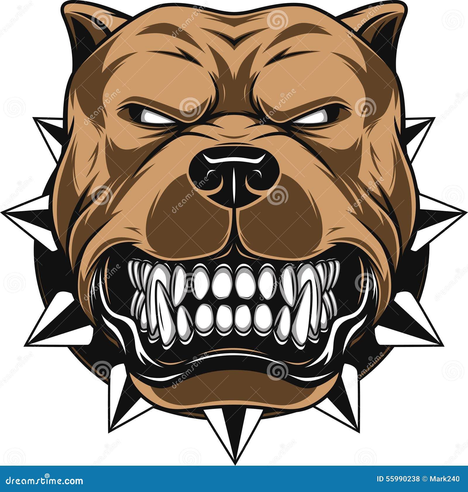 Ilsken hund