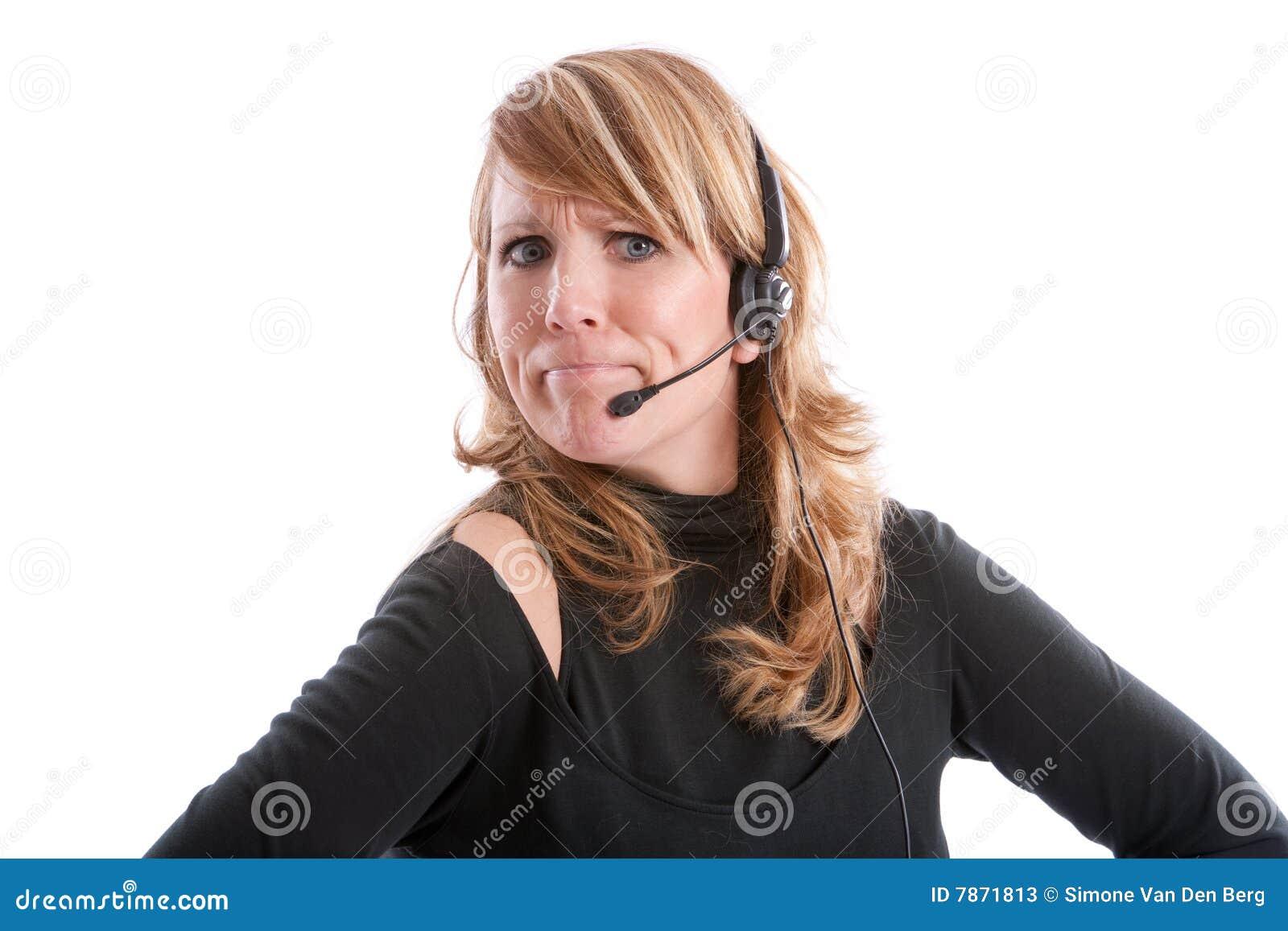 Ilsken receptionist