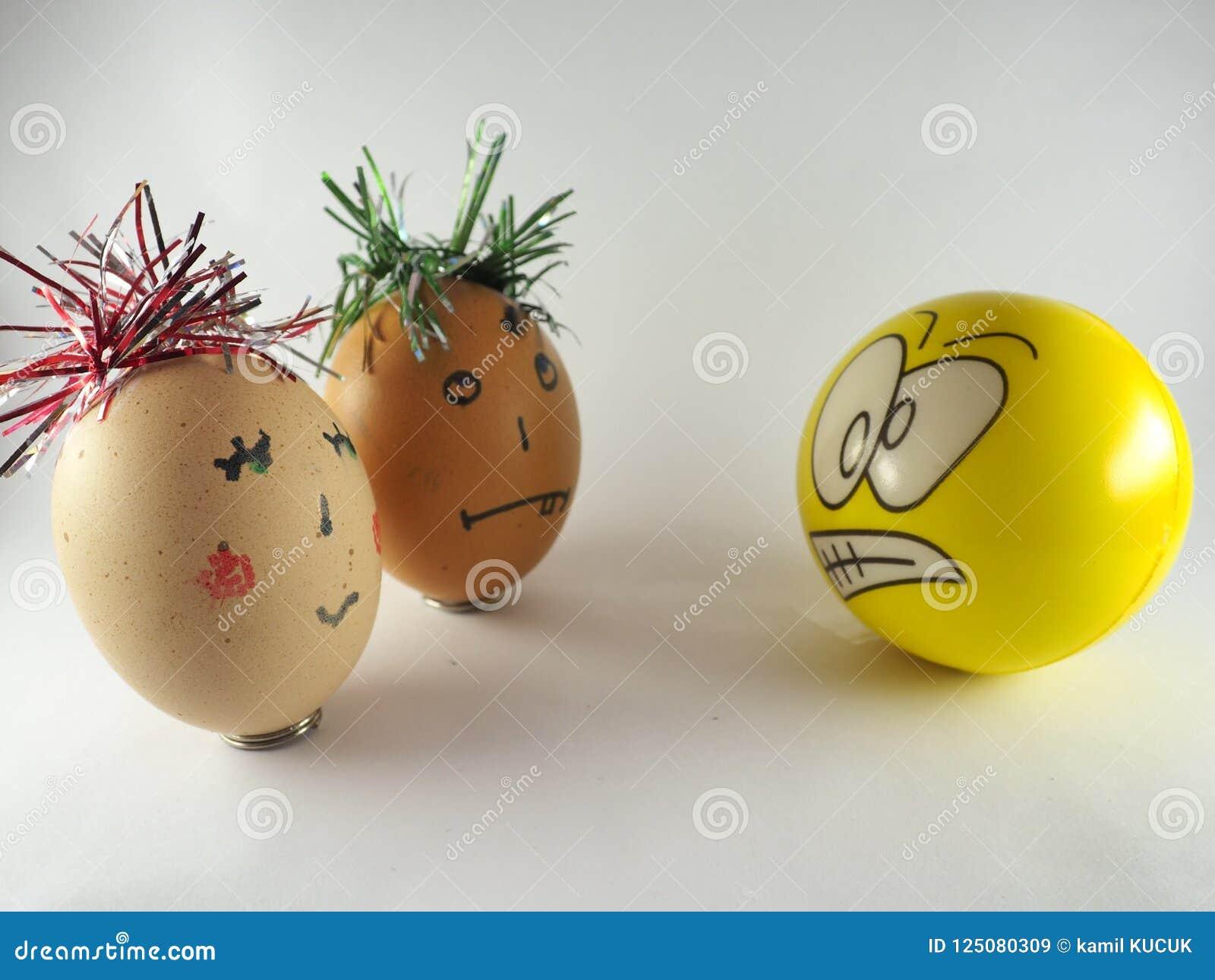 Ilskna ägg