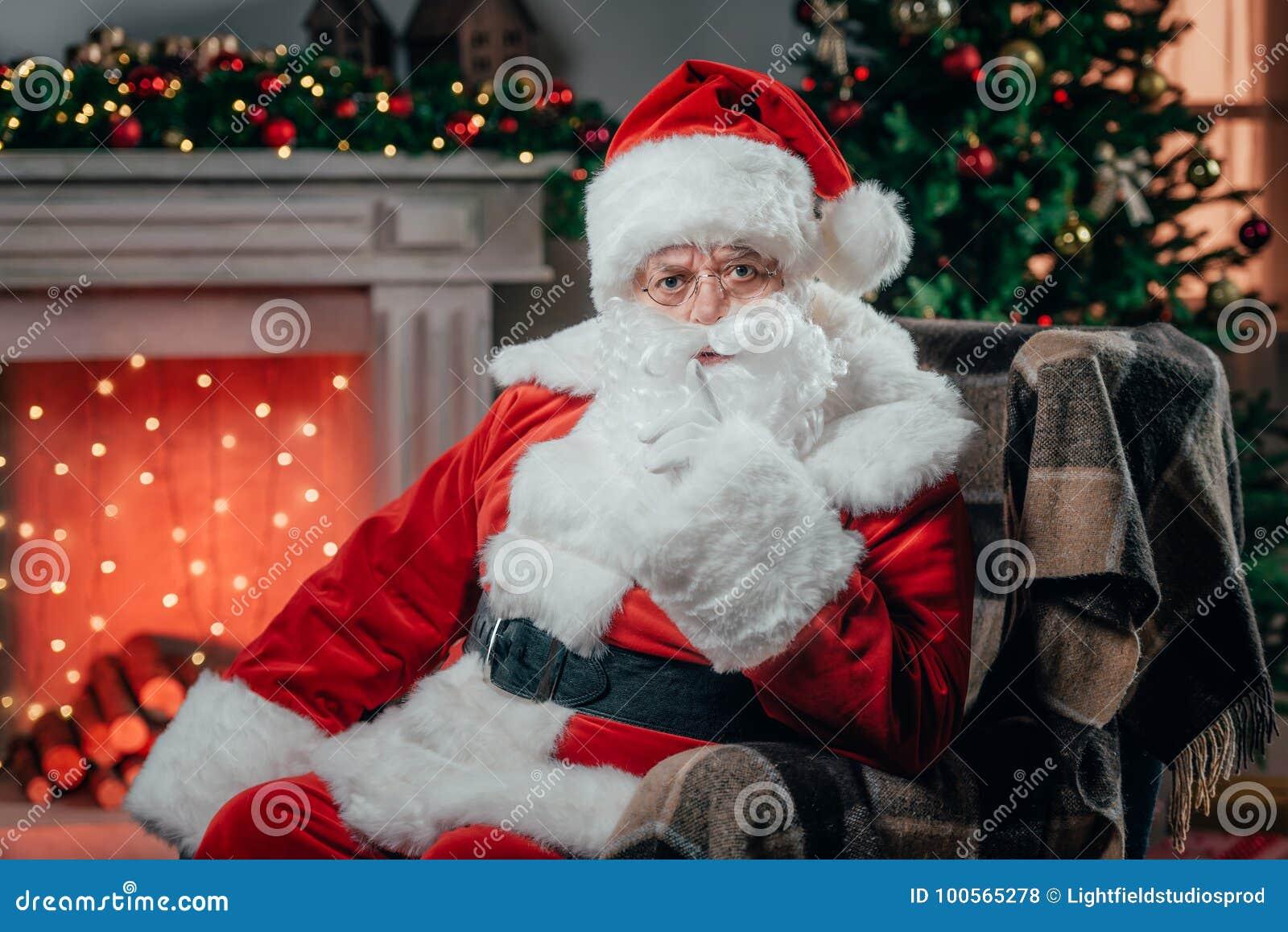 Ilskna Santa Claus