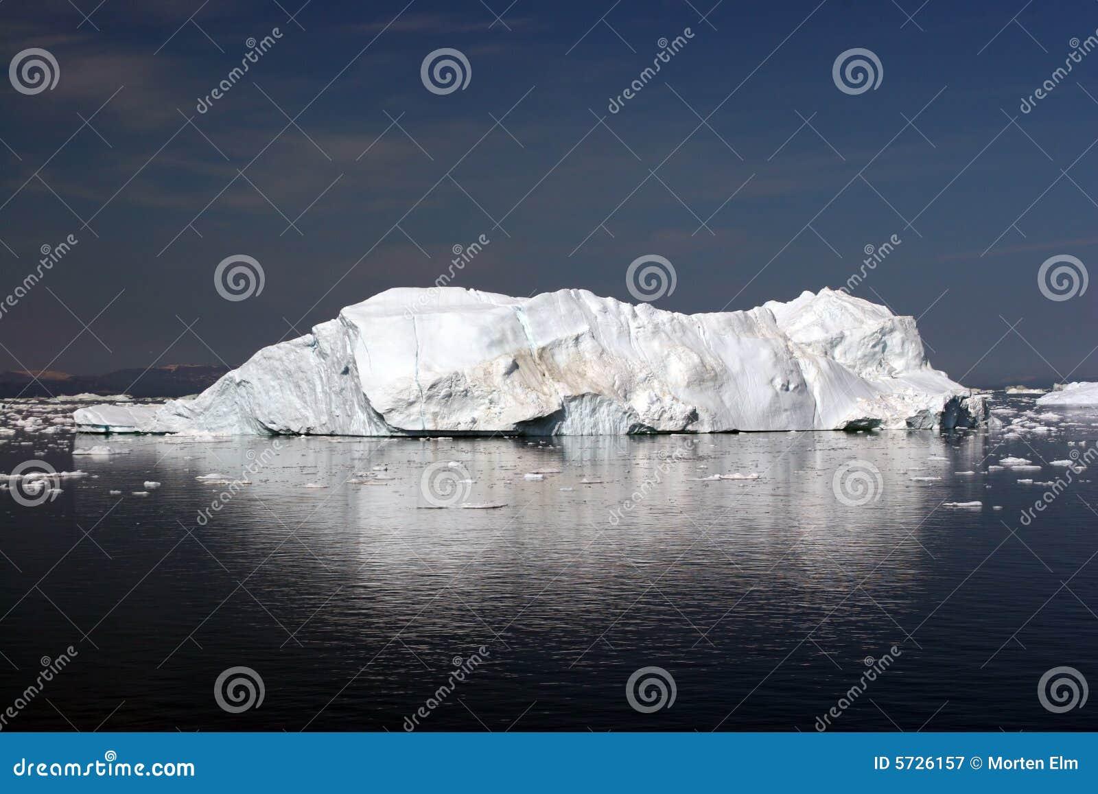 Ilulissat айсберга диско залива