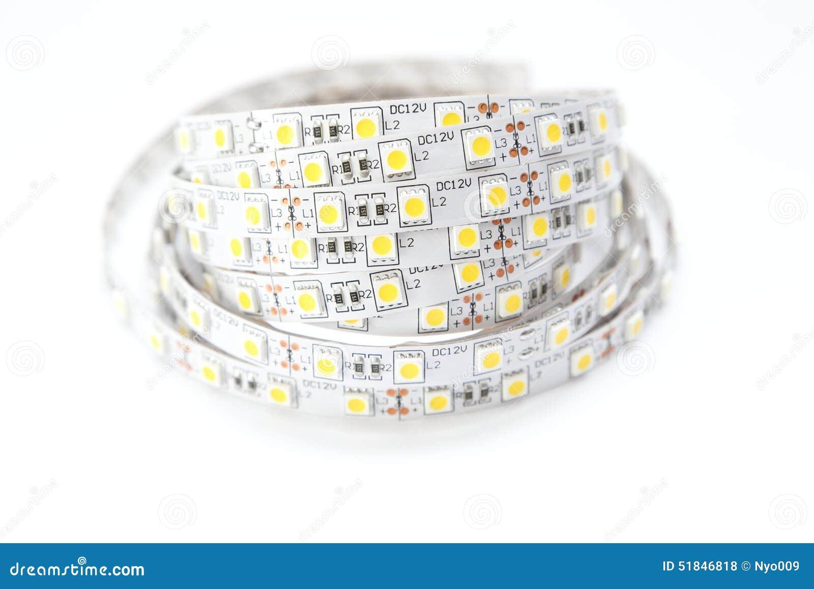Iluminação de tira do diodo emissor de luz