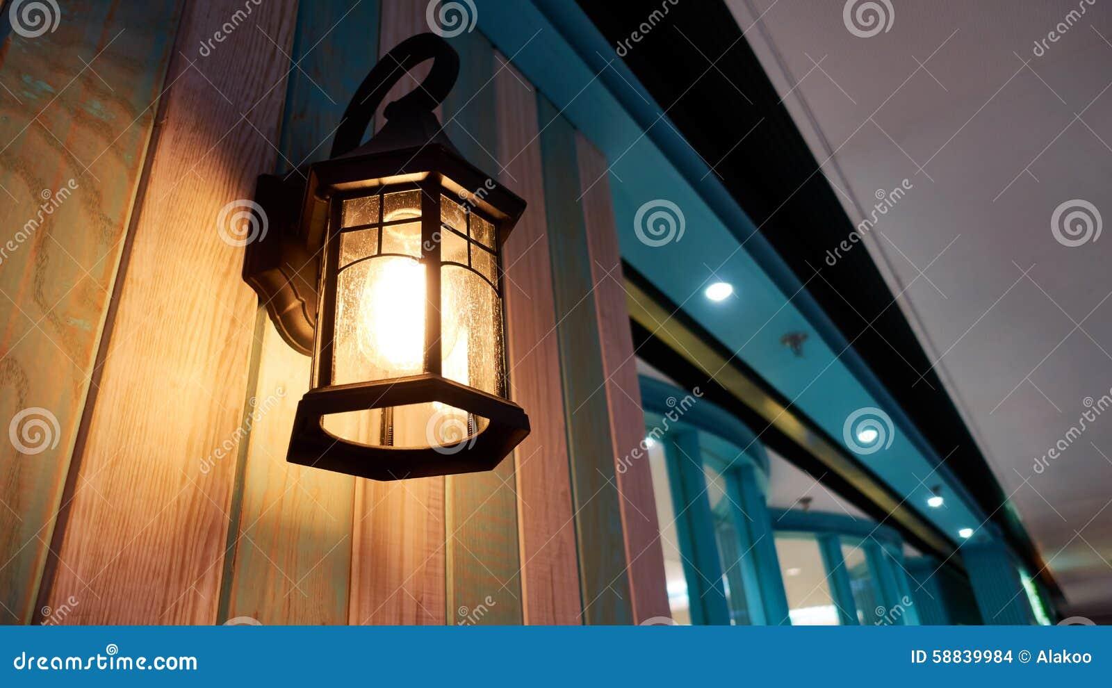Iluminação home interna clara da lâmpada de parede do vintage