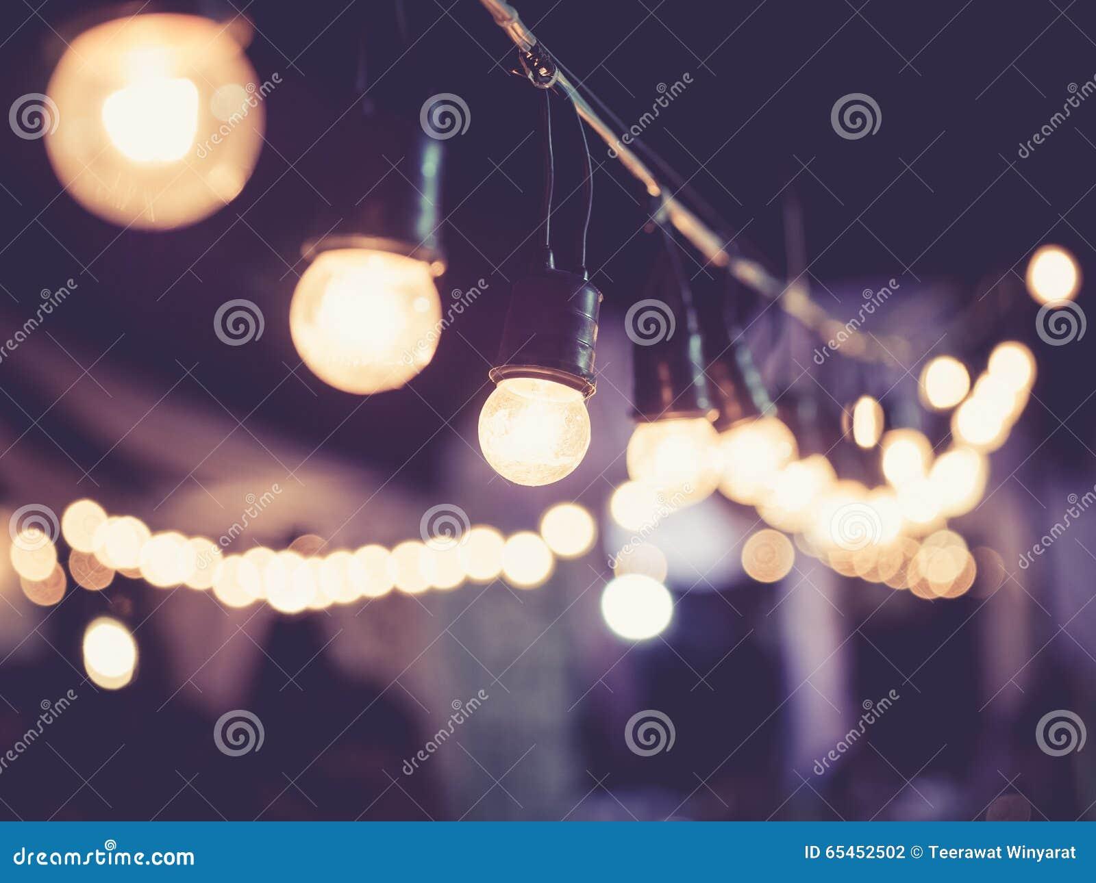 Ilumina o fundo exterior do vintage do moderno do festival do evento da decoração