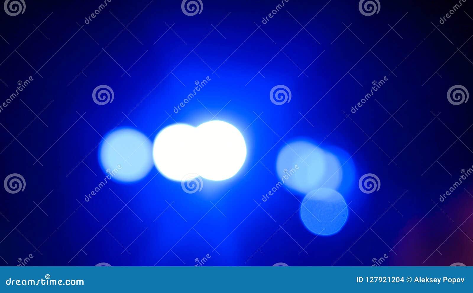 Iluminación Defocused del concierto