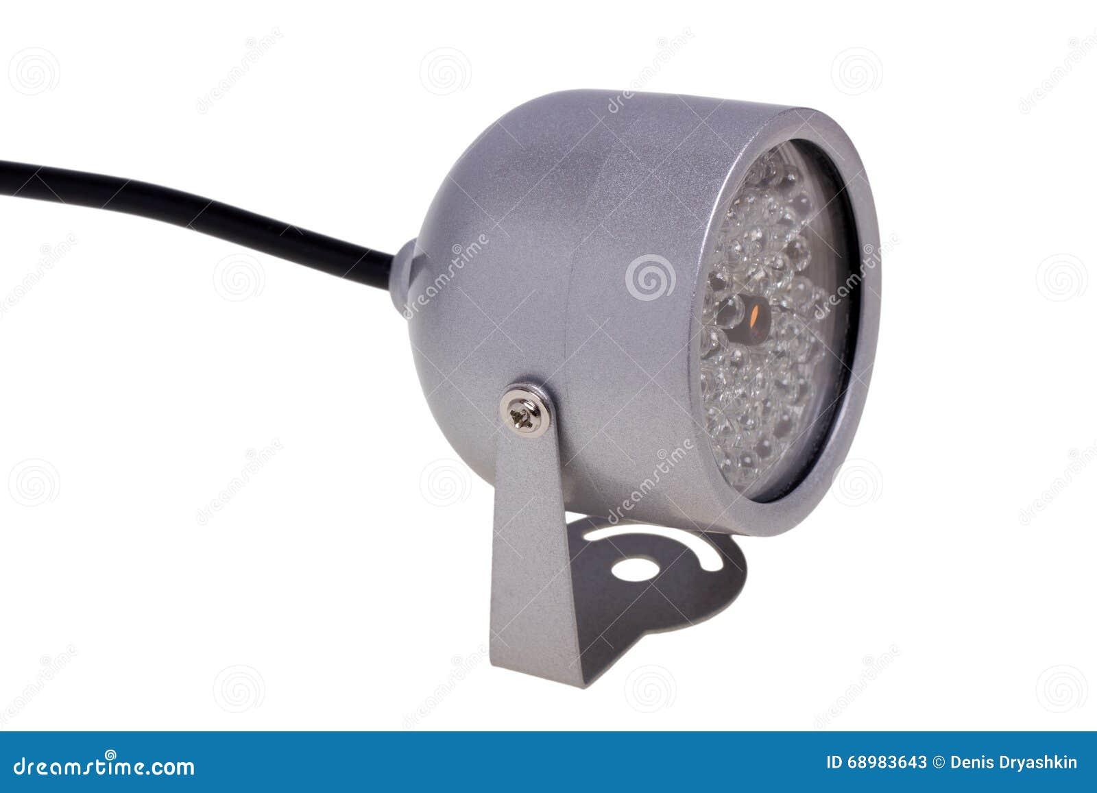 Iluminadores infrarrojos para el surveillanc del sistema de seguridad y video