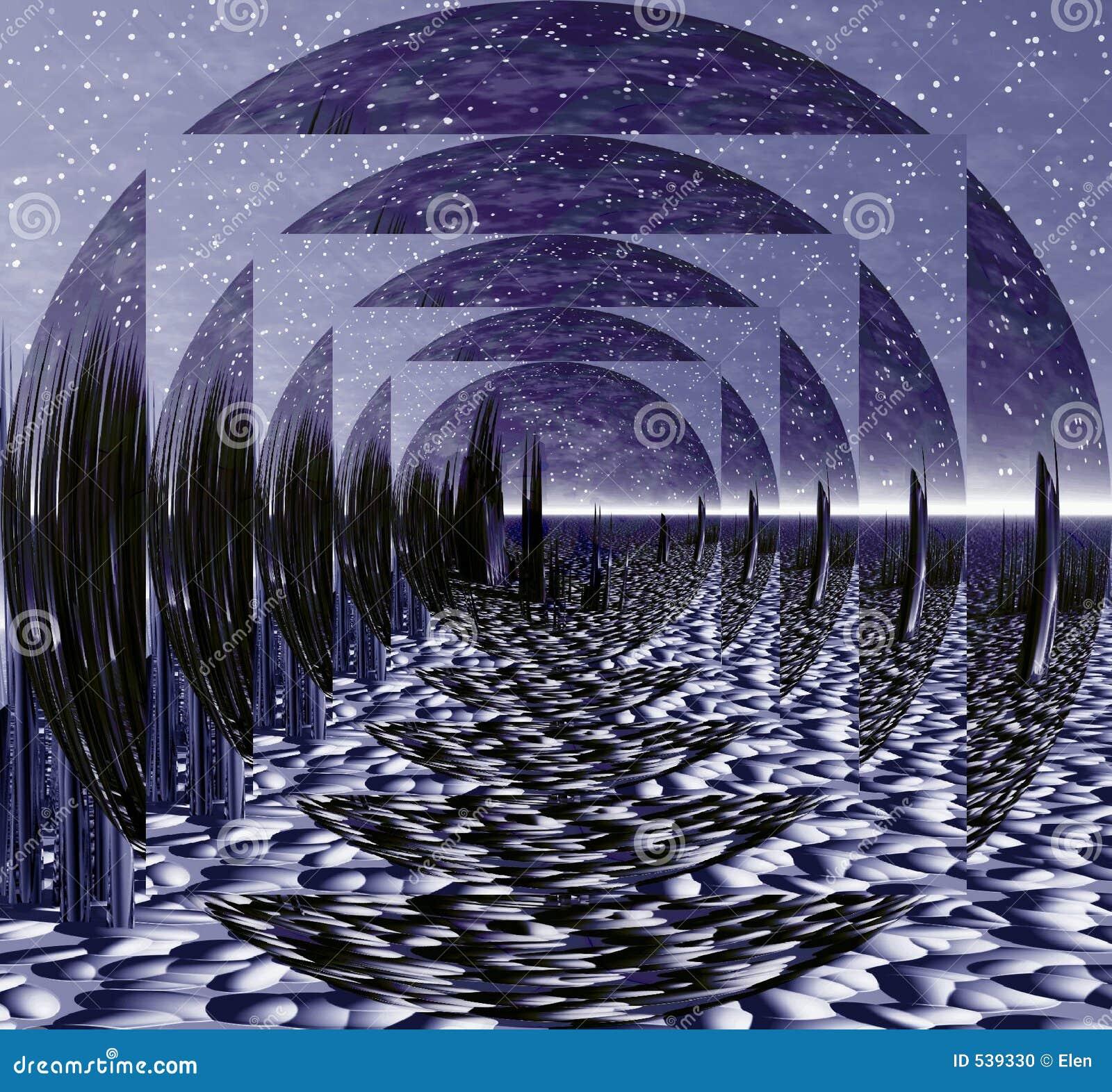 Ilusão do espaço