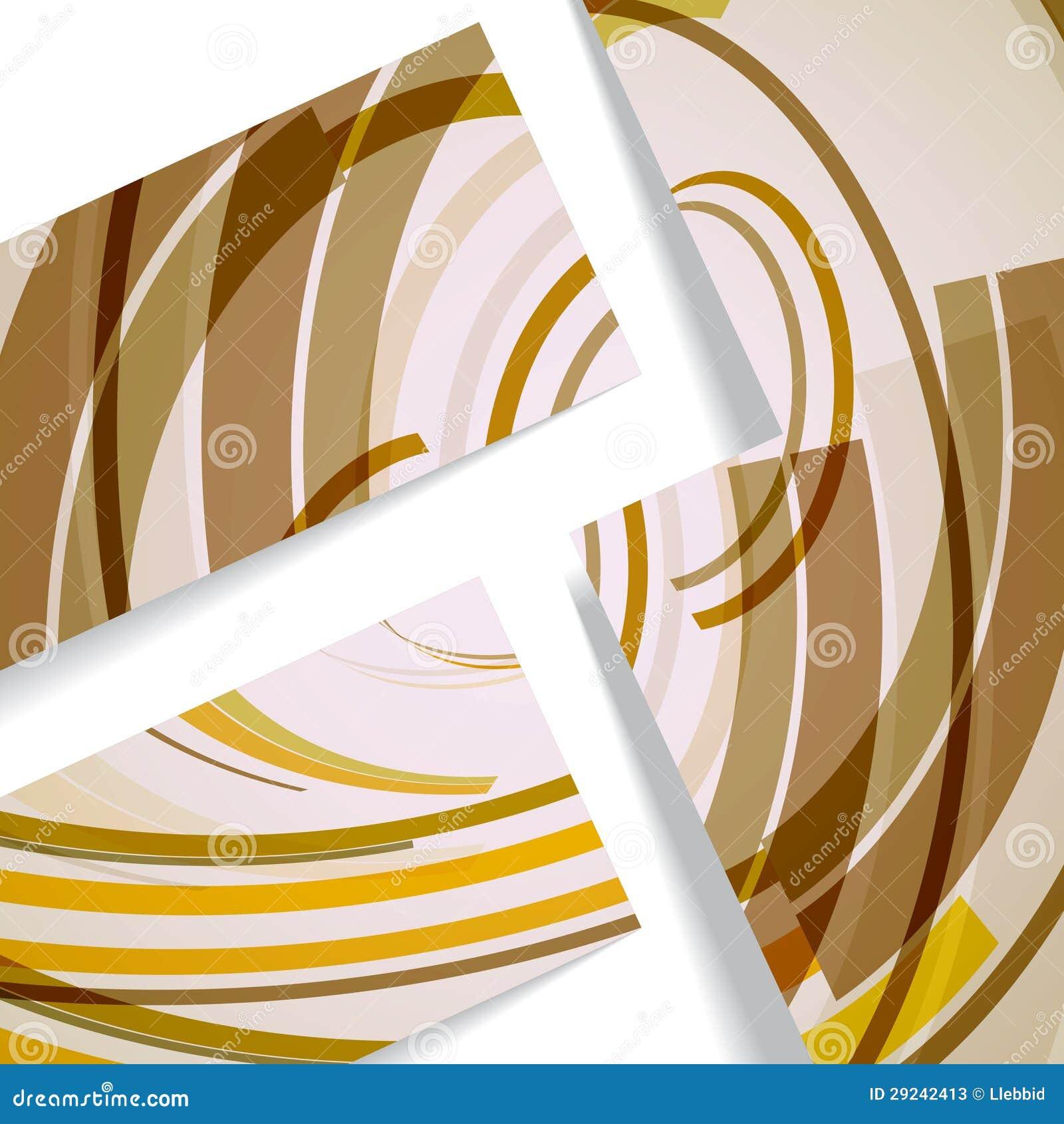 Download Ilustração Abstrata, Composição Colorida. Ilustração do Vetor - Ilustração de sumário, curva: 29242413